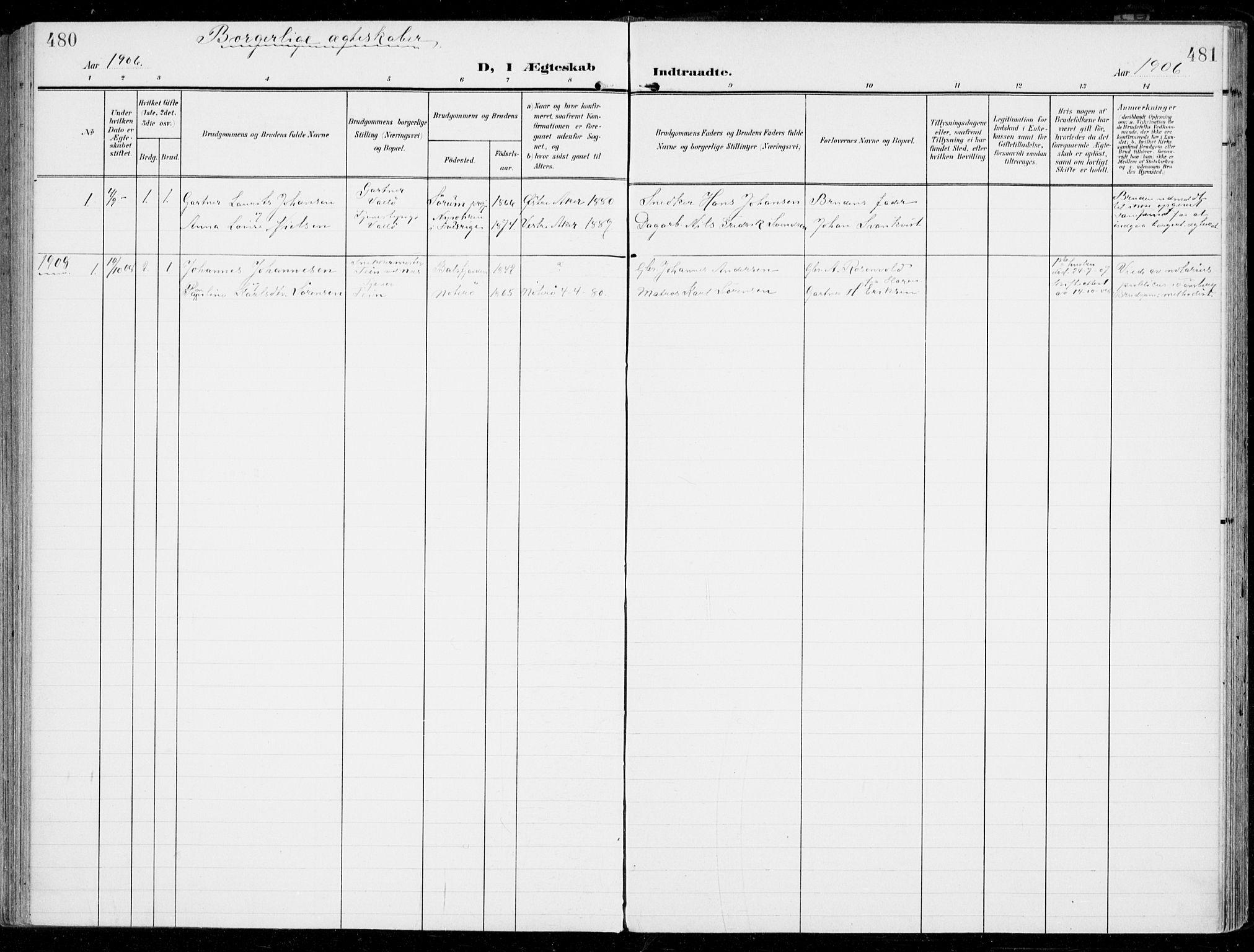 SAKO, Sem kirkebøker, F/Fb/L0006: Ministerialbok nr. II 6, 1905-1918, s. 480-481