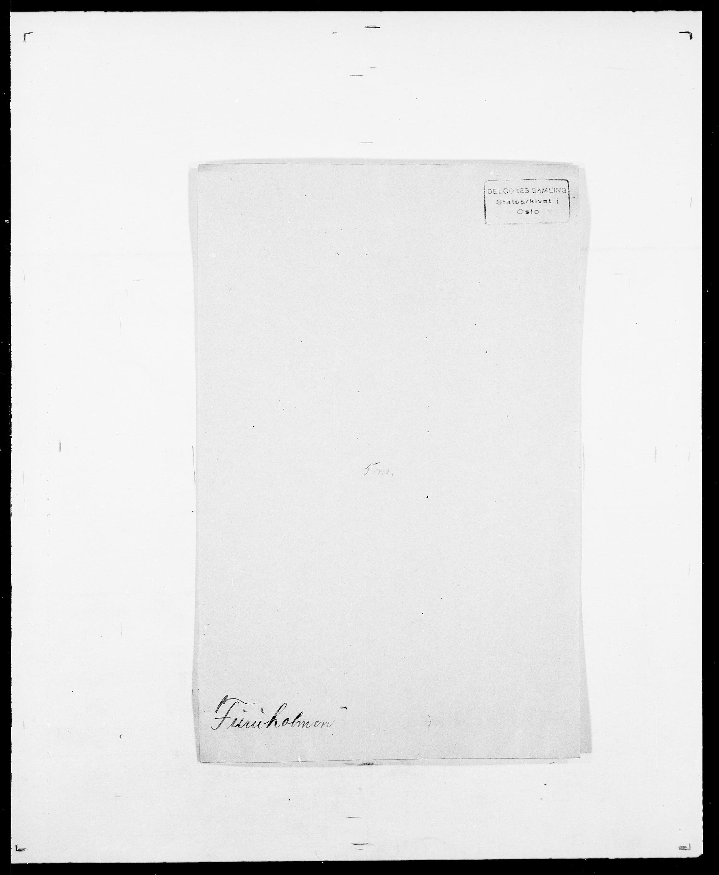 SAO, Delgobe, Charles Antoine - samling, D/Da/L0013: Forbos - Geving, s. 213