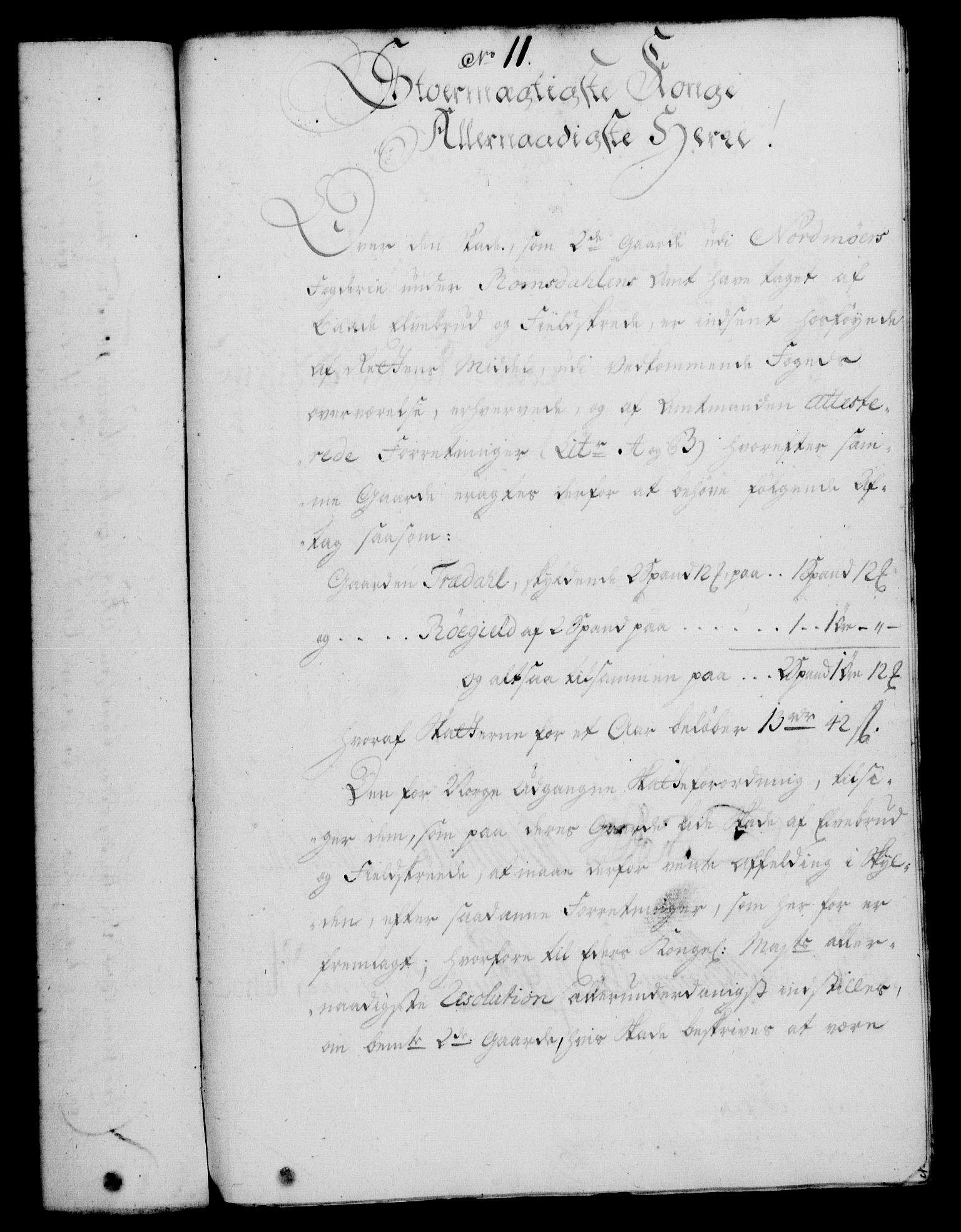 RA, Rentekammeret, Kammerkanselliet, G/Gf/Gfa/L0038: Norsk relasjons- og resolusjonsprotokoll (merket RK 52.38), 1756, s. 71