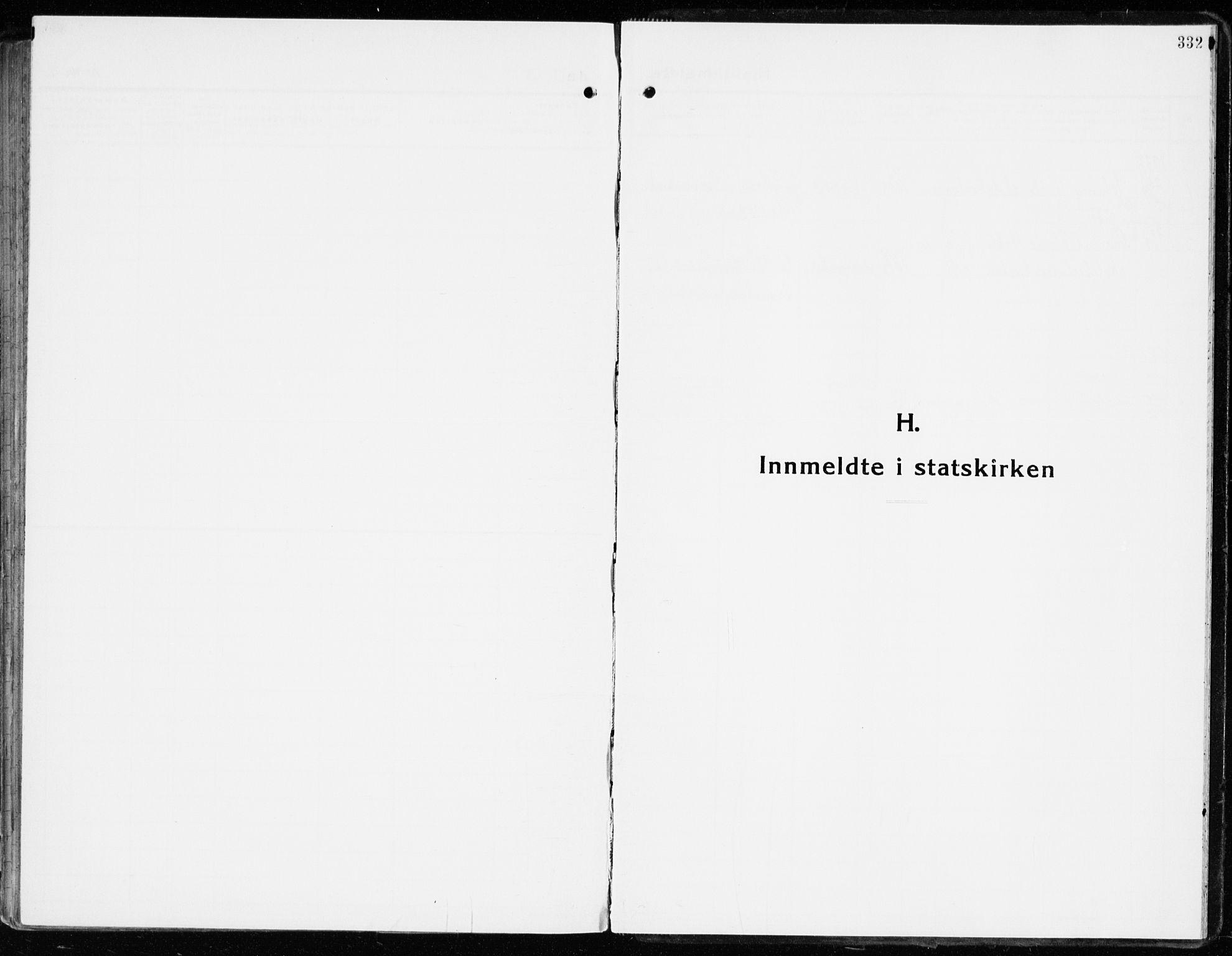 SAH, Stange prestekontor, K/L0027: Ministerialbok nr. 27, 1937-1947, s. 332