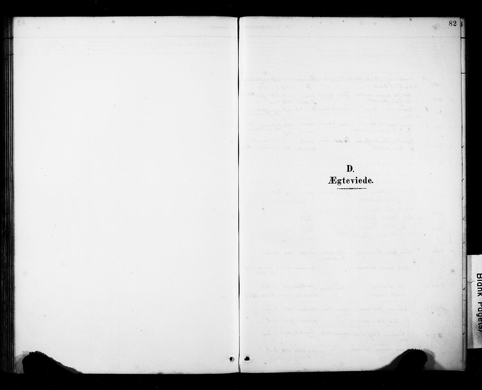 SAB, Fana Sokneprestembete, H/Haa/Haab/L0002: Ministerialbok nr. B 2, 1890-1897, s. 82