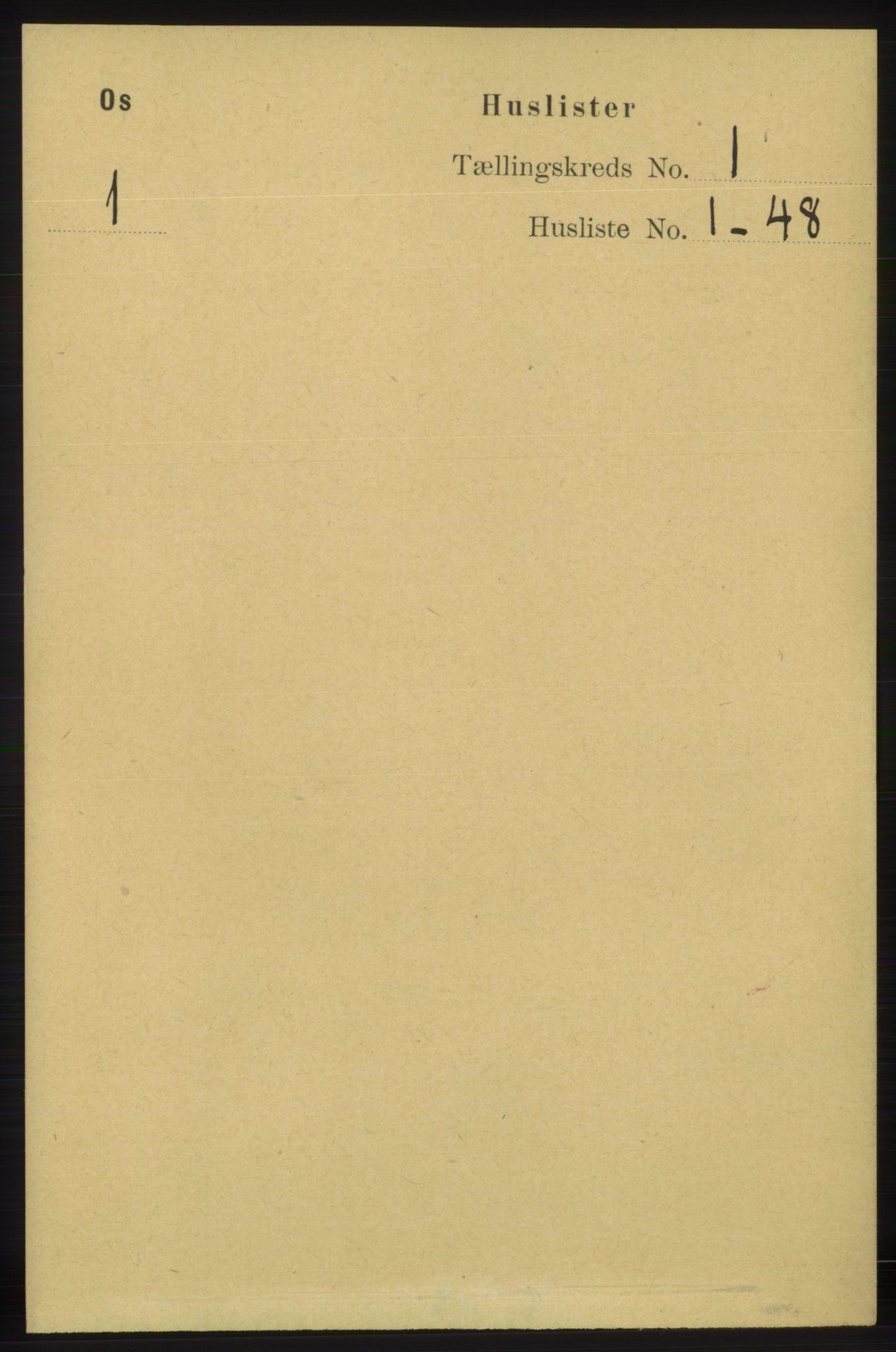 RA, Folketelling 1891 for 1243 Os herred, 1891, s. 35