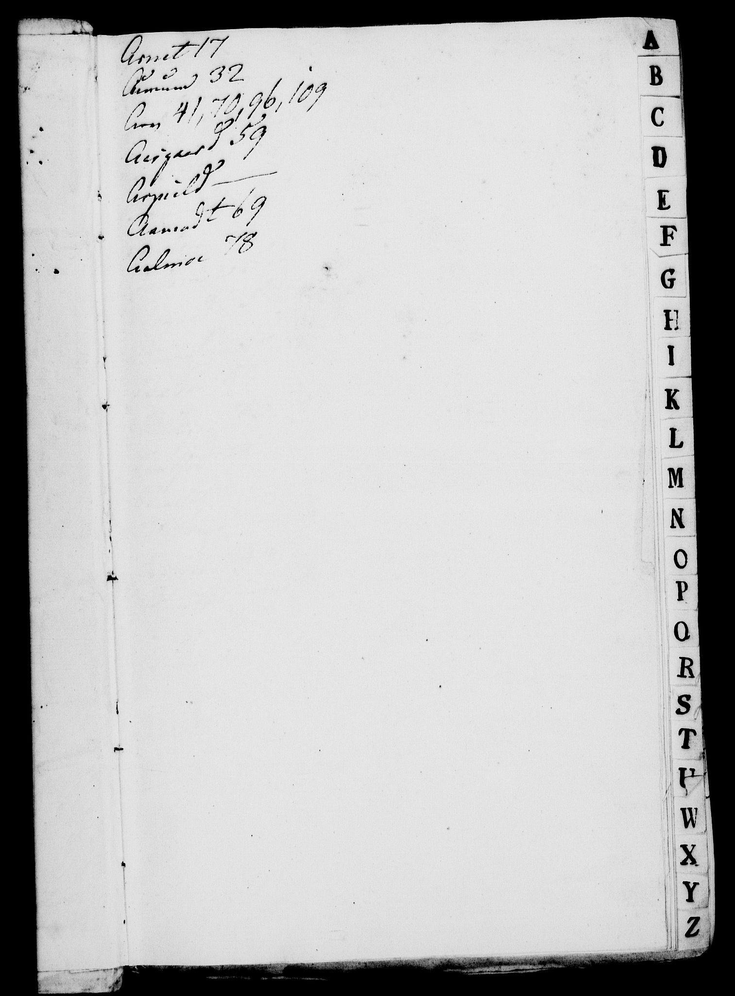 RA, Rentekammeret, Kammerkanselliet, G/Gf/Gfa/L0047: Norsk relasjons- og resolusjonsprotokoll (merket RK 52.47), 1765, s. 3