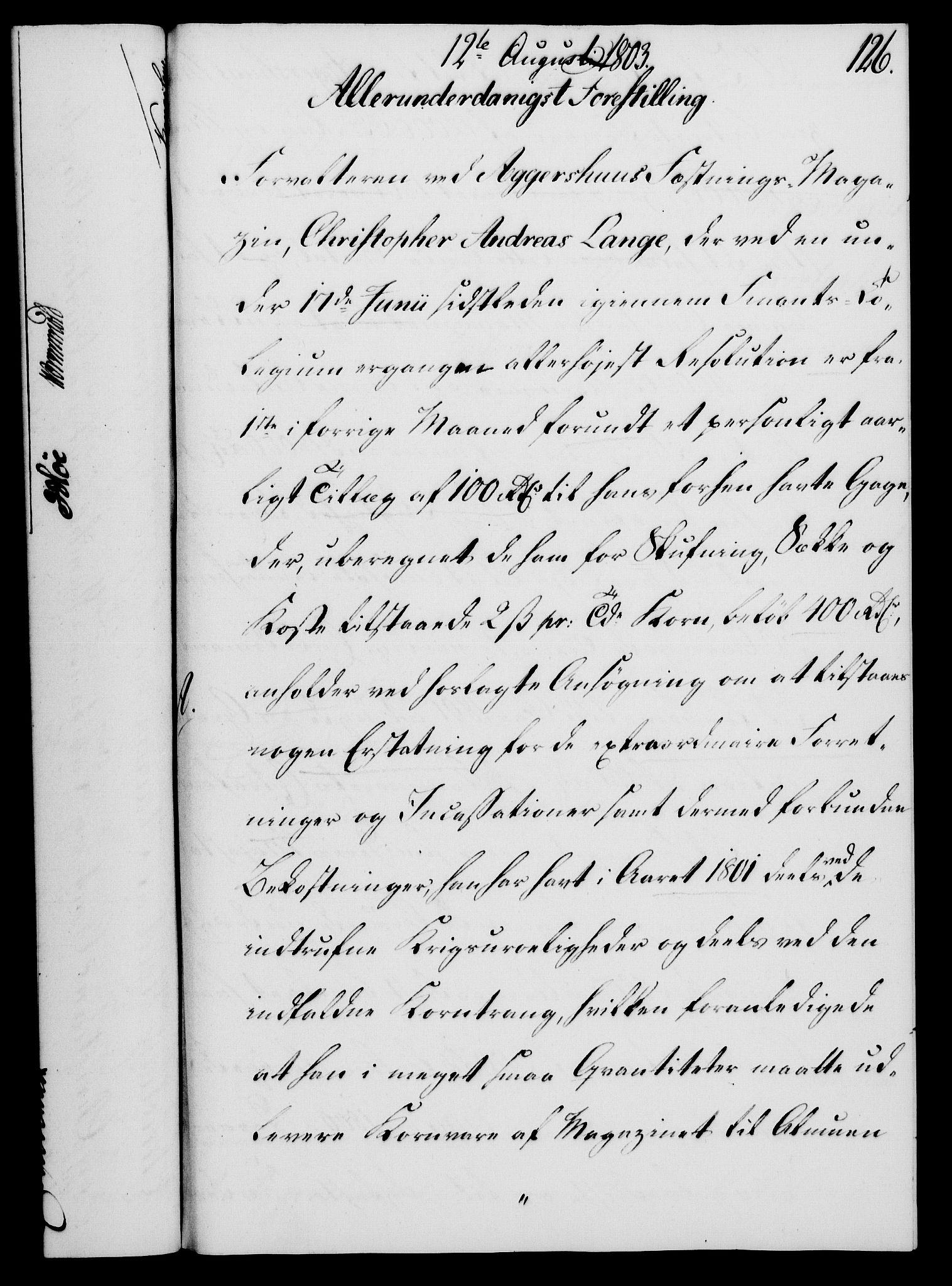 RA, Rentekammeret, Kammerkanselliet, G/Gf/Gfa/L0085: Norsk relasjons- og resolusjonsprotokoll (merket RK 52.85), 1803, s. 727