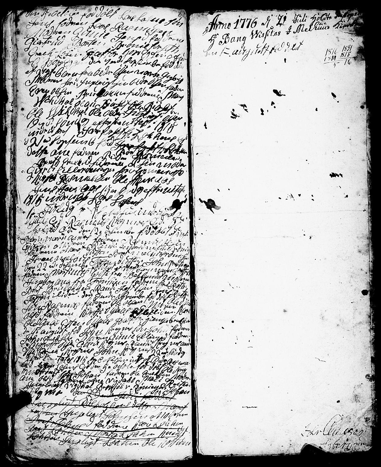 SAT, Ministerialprotokoller, klokkerbøker og fødselsregistre - Sør-Trøndelag, 691/L1091: Klokkerbok nr. 691C02, 1802-1815, s. 42