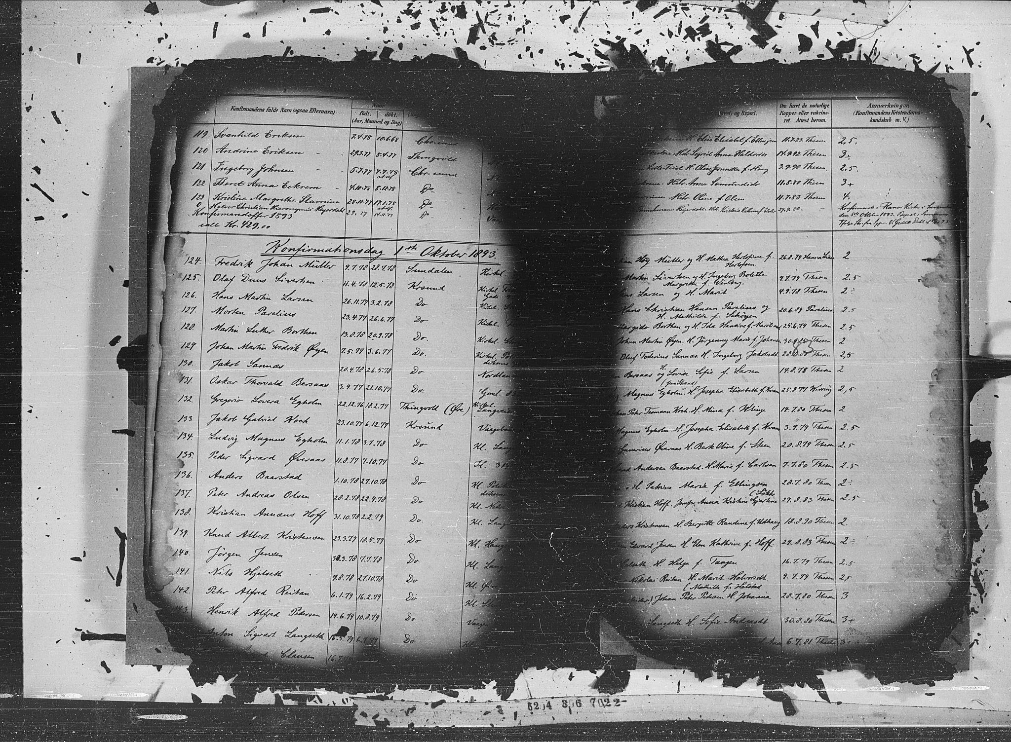 SAT, Ministerialprotokoller, klokkerbøker og fødselsregistre - Møre og Romsdal, 572/L0852: Ministerialbok nr. 572A15, 1880-1900, s. 83