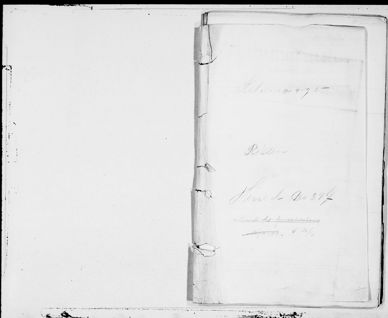 SAT, Folketelling 1900 for 1624 Rissa herred, 1900, s. 1