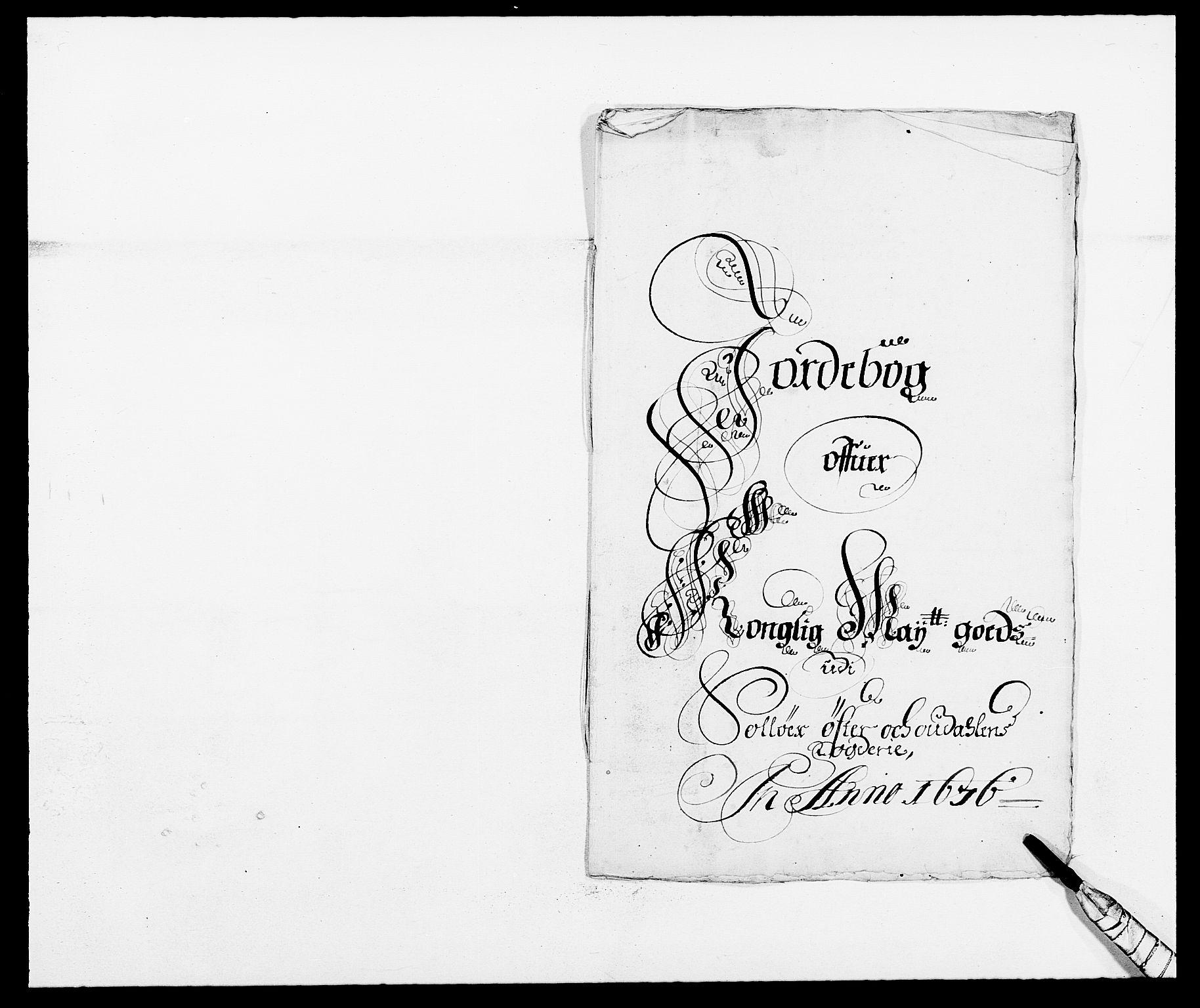 RA, Rentekammeret inntil 1814, Reviderte regnskaper, Fogderegnskap, R13/L0811: Fogderegnskap Solør, Odal og Østerdal, 1676, s. 2