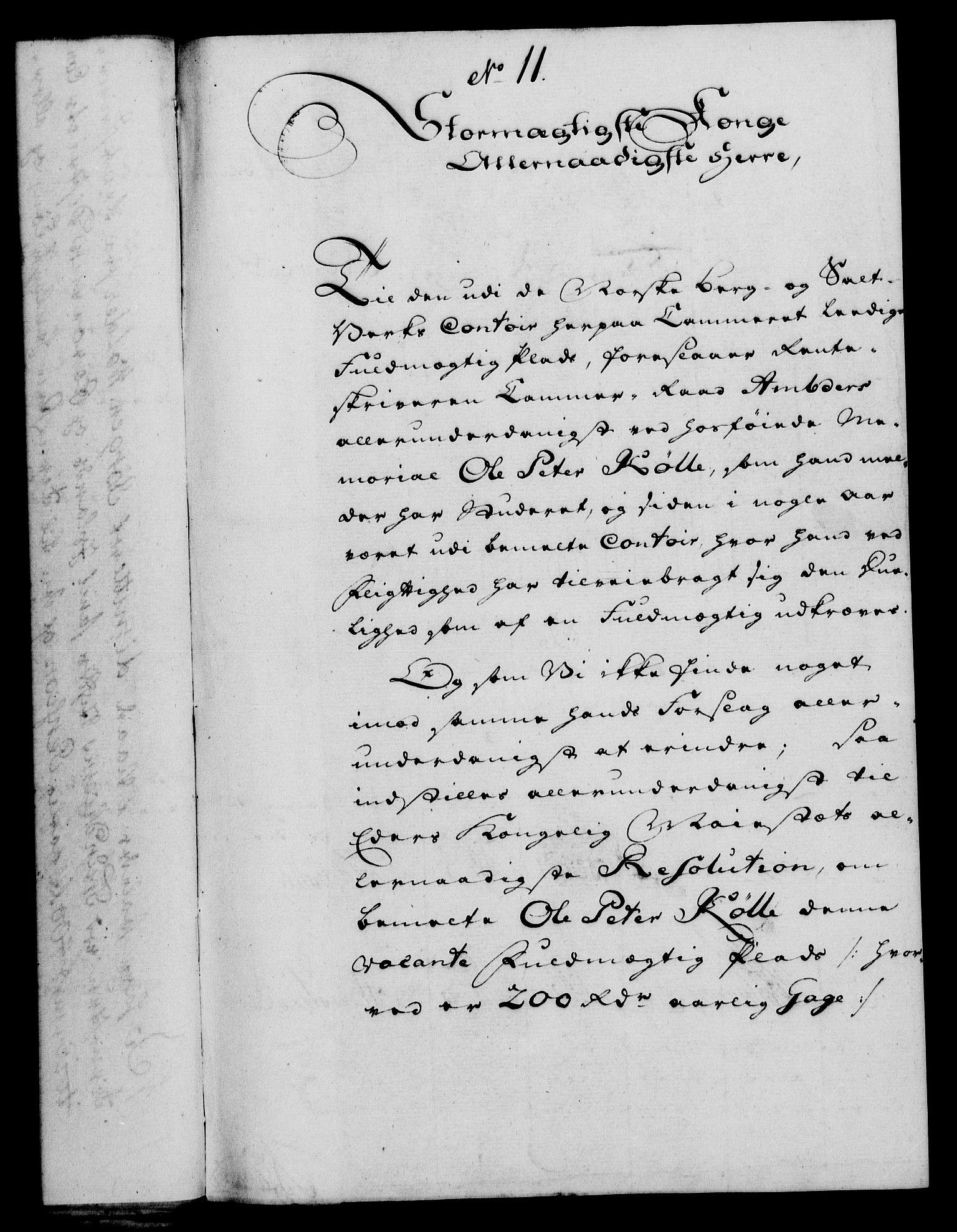 RA, Rentekammeret, Kammerkanselliet, G/Gf/Gfa/L0042: Norsk relasjons- og resolusjonsprotokoll (merket RK 52.42), 1760, s. 72