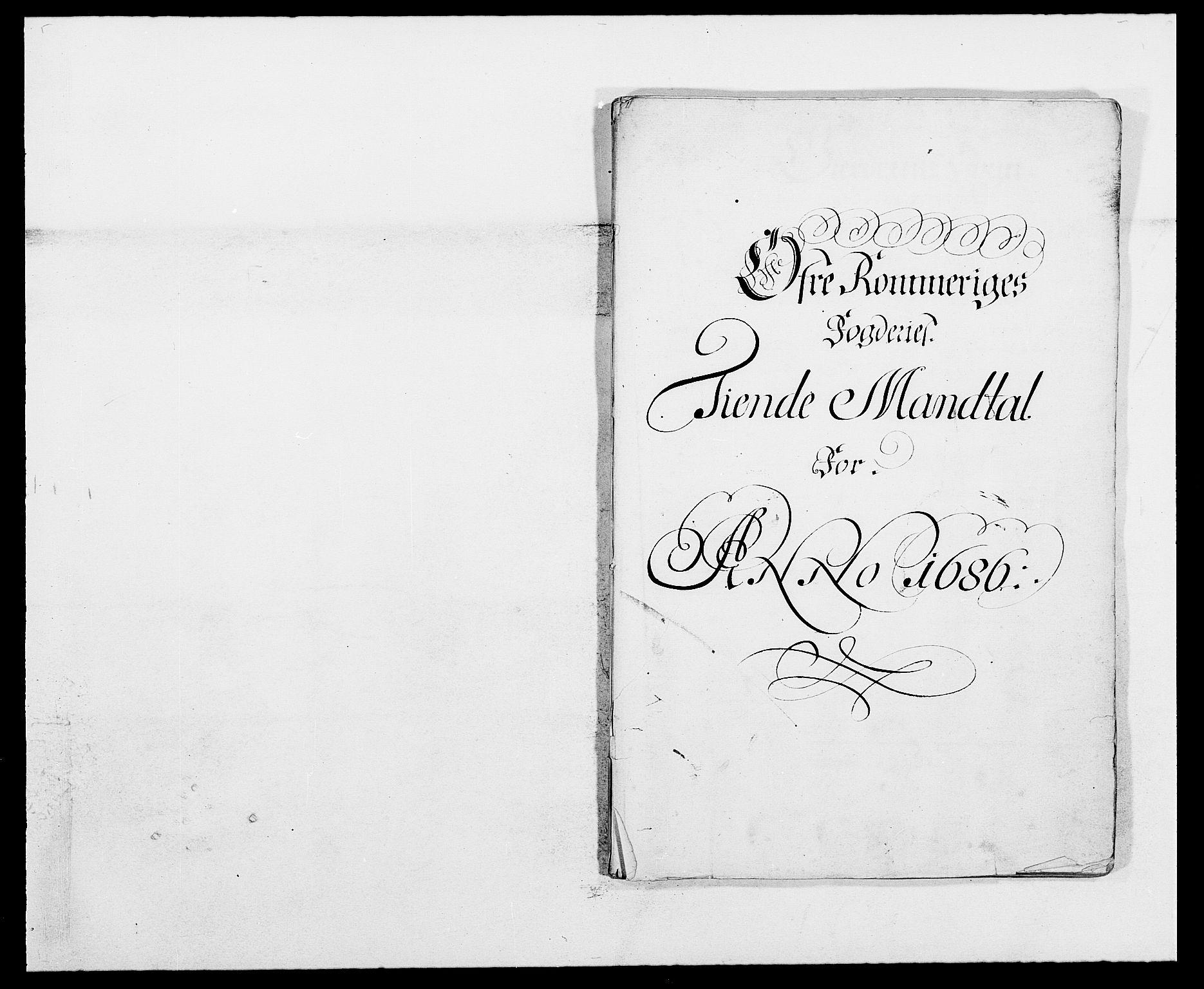 RA, Rentekammeret inntil 1814, Reviderte regnskaper, Fogderegnskap, R12/L0699: Fogderegnskap Øvre Romerike, 1685-1686, s. 173