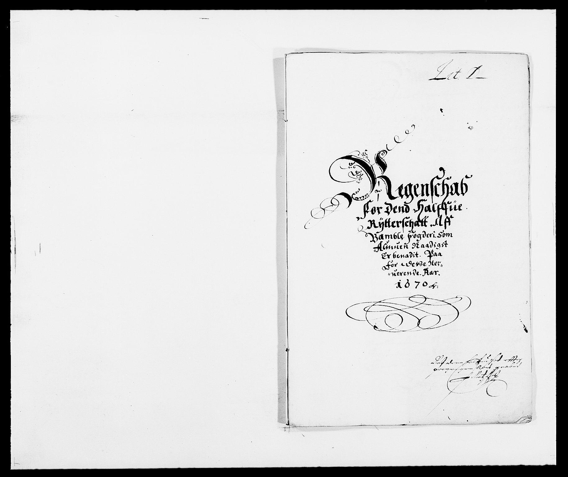 RA, Rentekammeret inntil 1814, Reviderte regnskaper, Fogderegnskap, R34/L2041: Fogderegnskap Bamble, 1670-1672, s. 68