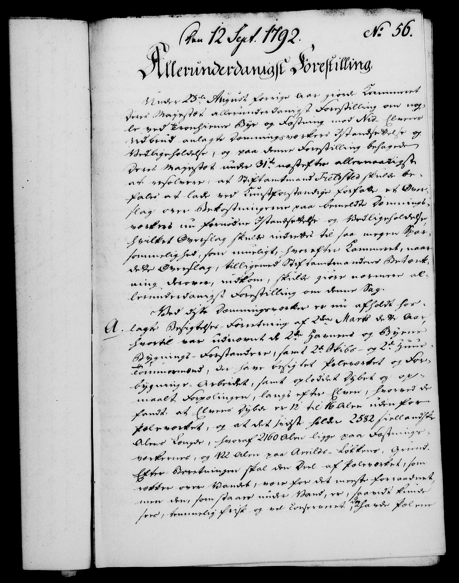 RA, Rentekammeret, Kammerkanselliet, G/Gf/Gfa/L0074: Norsk relasjons- og resolusjonsprotokoll (merket RK 52.74), 1792, s. 336