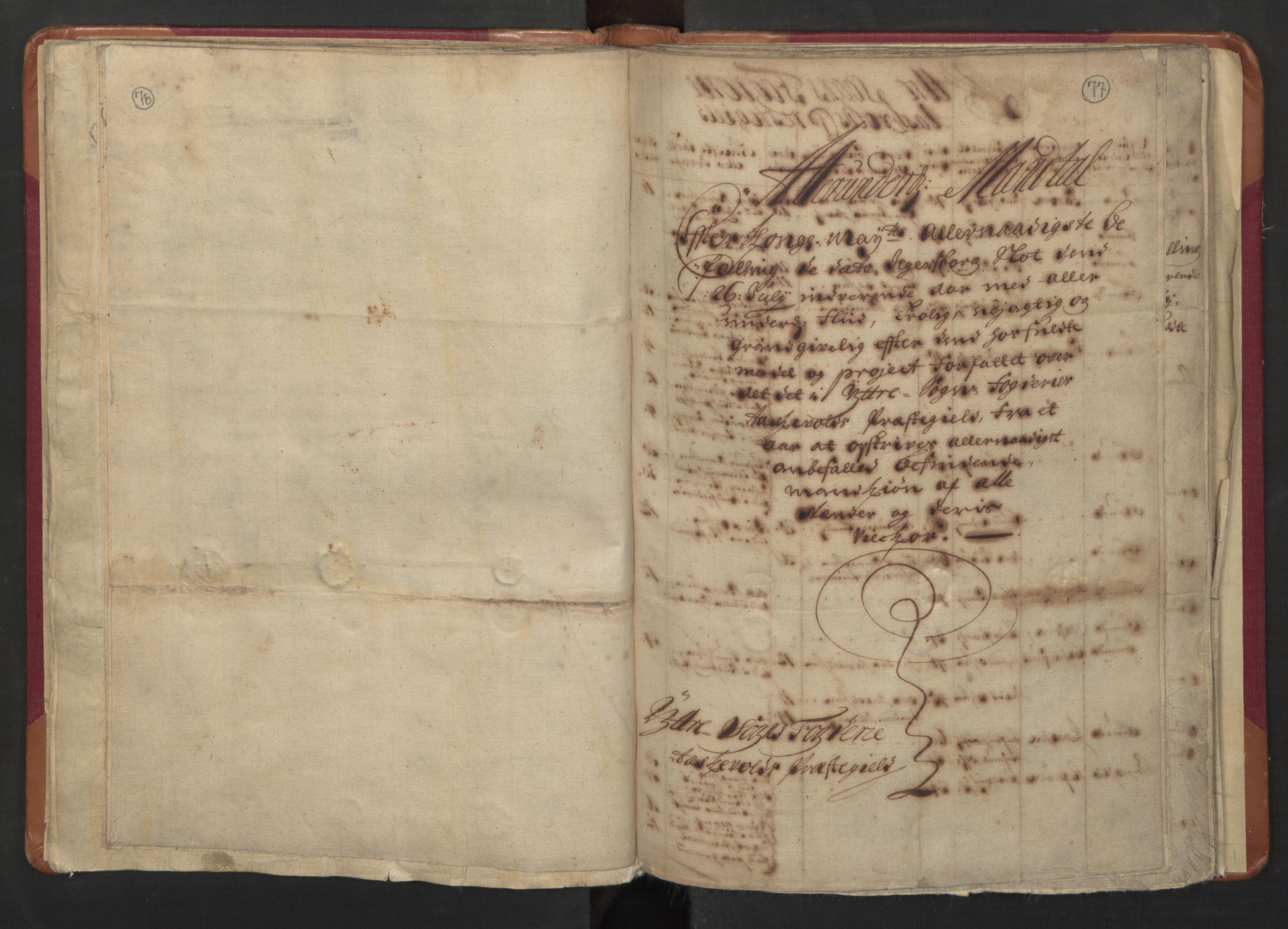 RA, Manntallet 1701, nr. 8: Ytre Sogn fogderi og Indre Sogn fogderi, 1701, s. 76-77