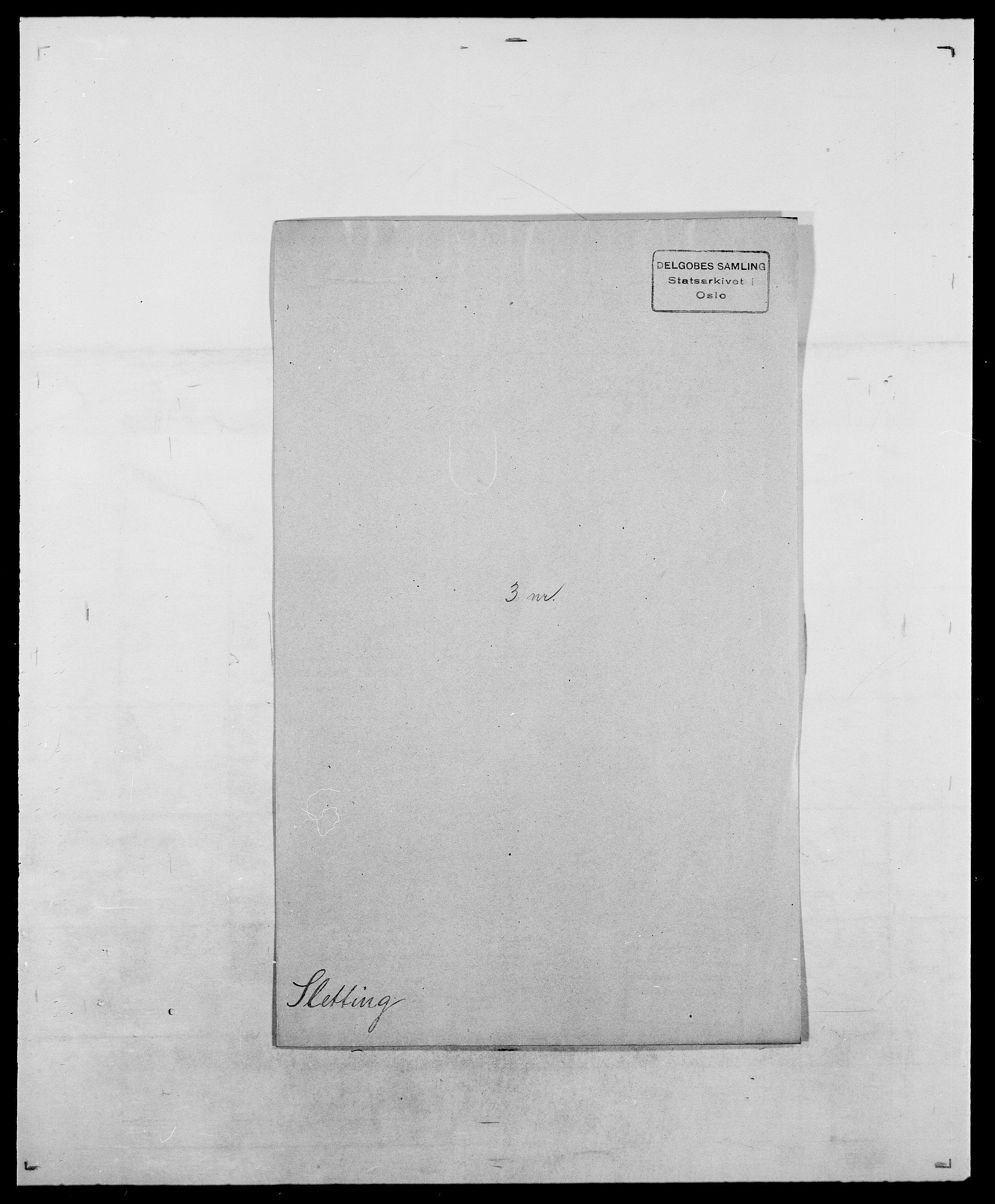 SAO, Delgobe, Charles Antoine - samling, D/Da/L0036: Skaanør - Staverskov, s. 95