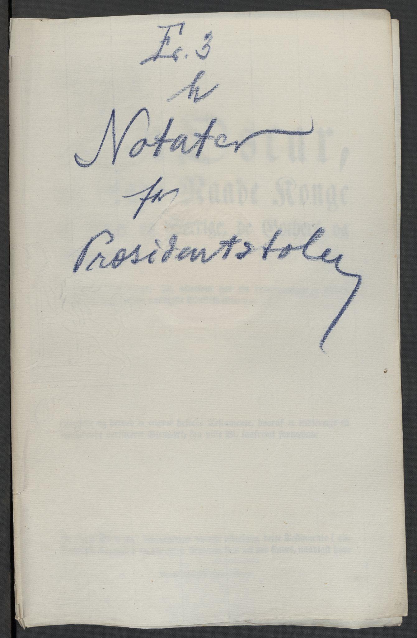 RA, Christie, Wilhelm Frimann Koren, F/L0005, 1815-1816, s. 183