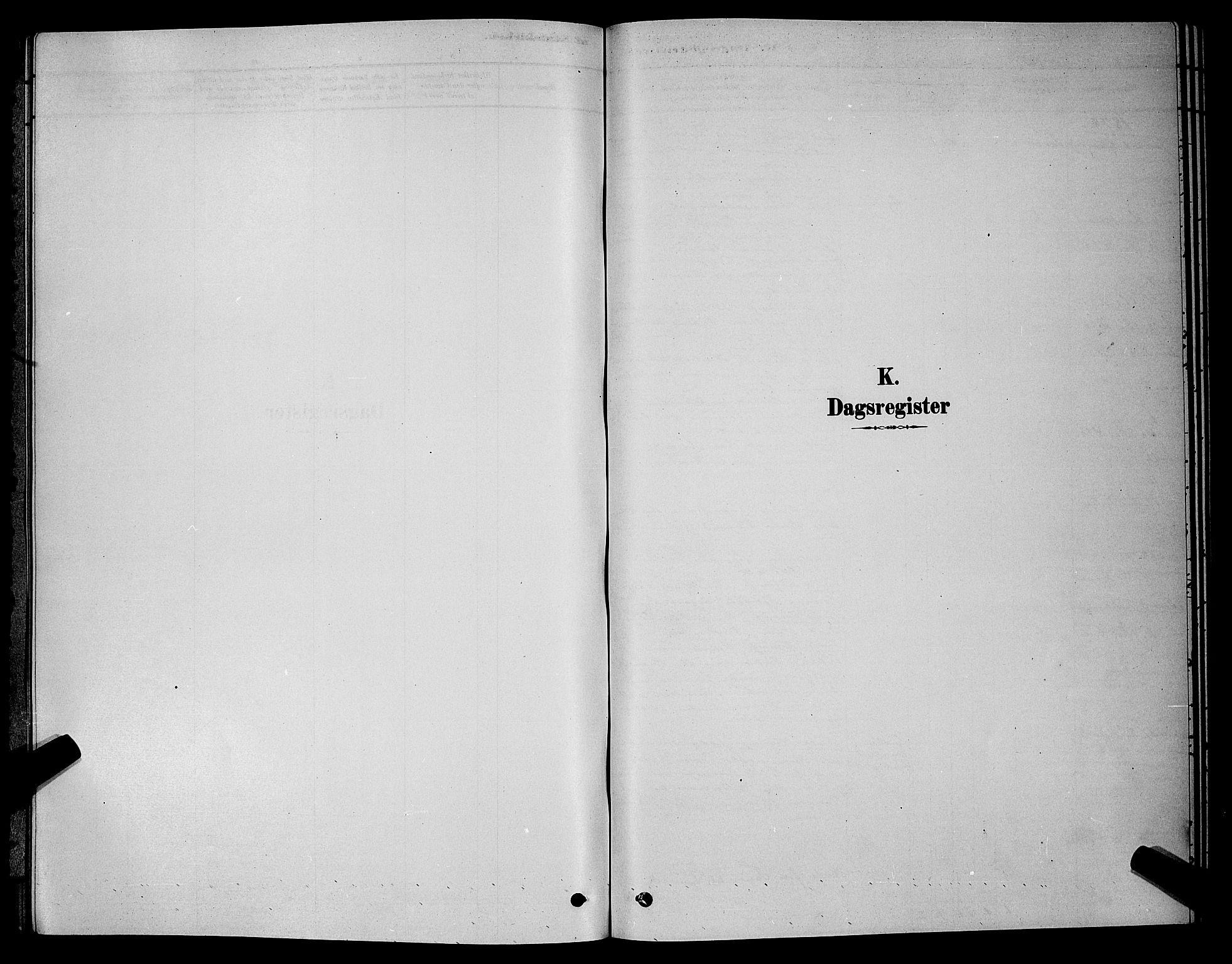 SATØ, Tana sokneprestkontor, H/Hb/L0003klokker: Klokkerbok nr. 3, 1878-1890