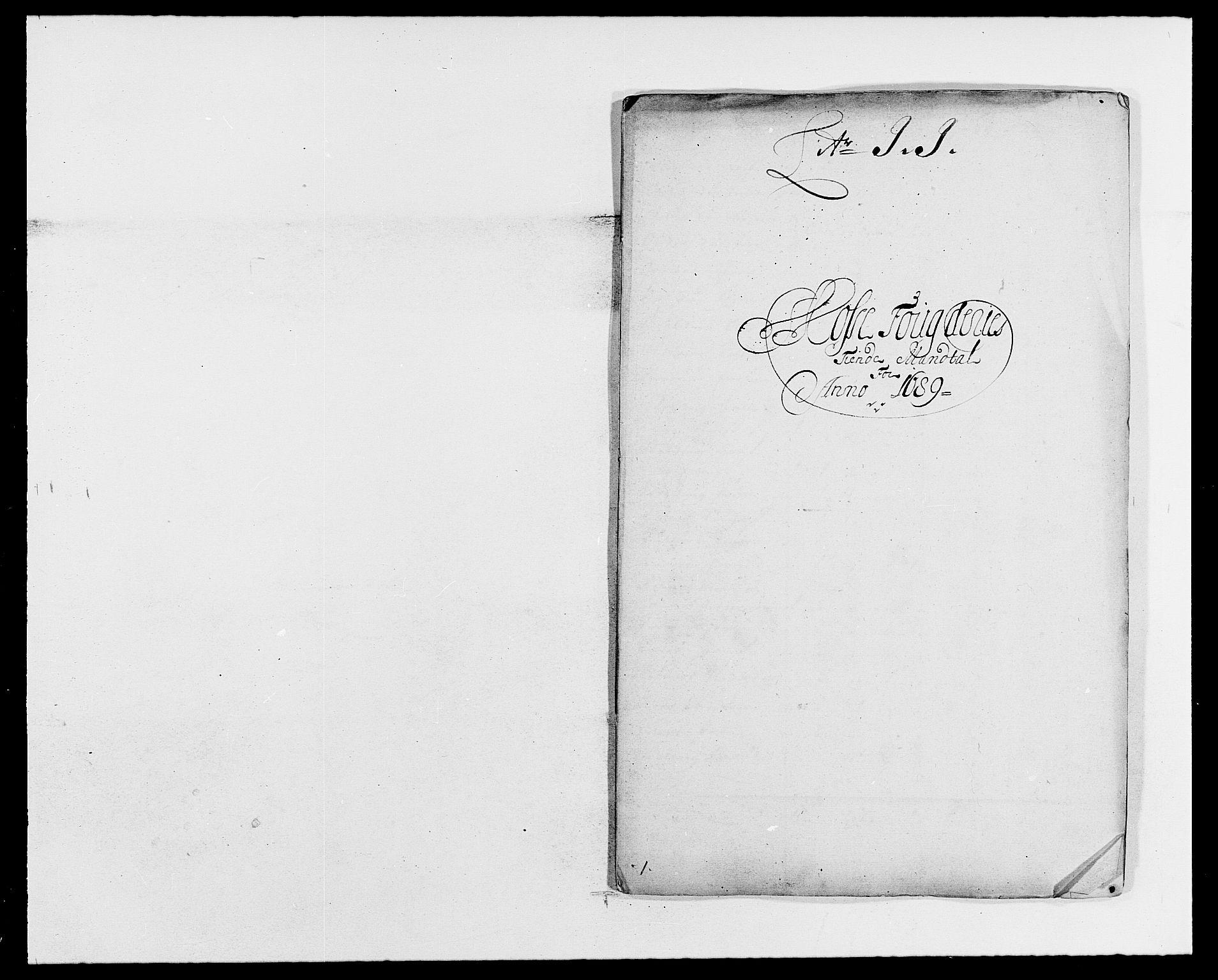 RA, Rentekammeret inntil 1814, Reviderte regnskaper, Fogderegnskap, R02/L0106: Fogderegnskap Moss og Verne kloster, 1688-1691, s. 193