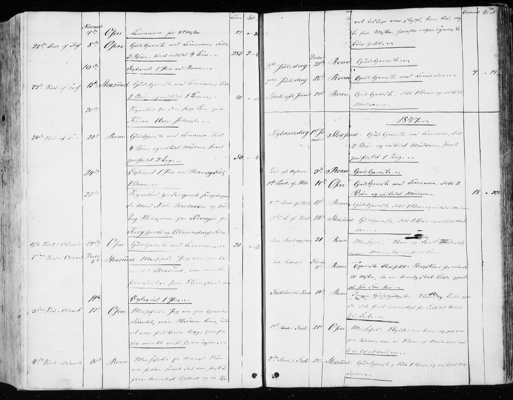 SAT, Ministerialprotokoller, klokkerbøker og fødselsregistre - Sør-Trøndelag, 657/L0704: Ministerialbok nr. 657A05, 1846-1857, s. 348