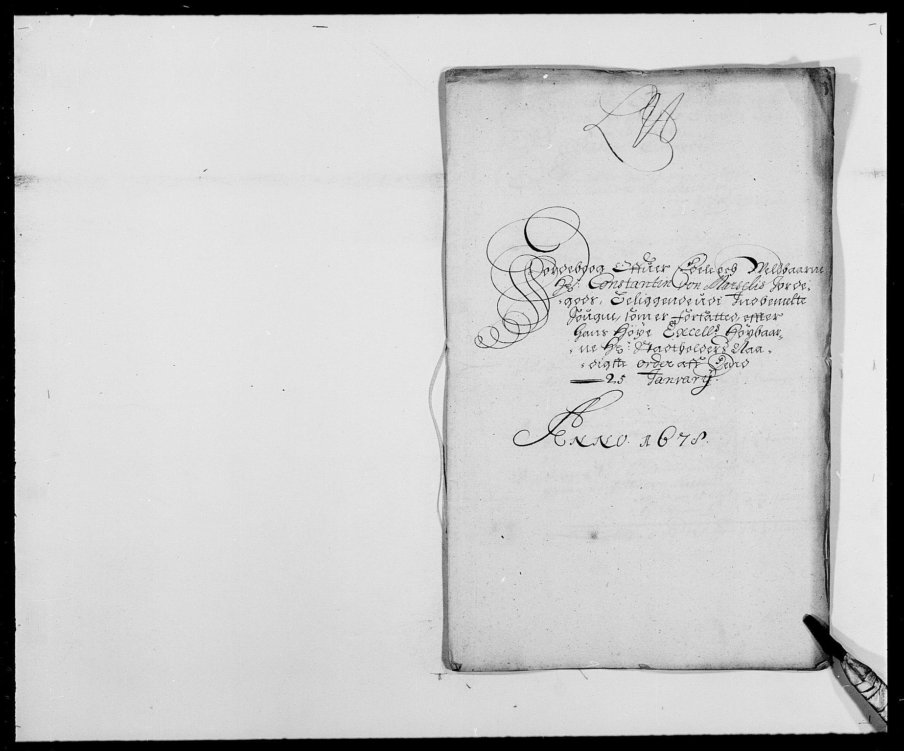 RA, Rentekammeret inntil 1814, Reviderte regnskaper, Fogderegnskap, R27/L1686: Fogderegnskap Lier, 1678-1686, s. 109
