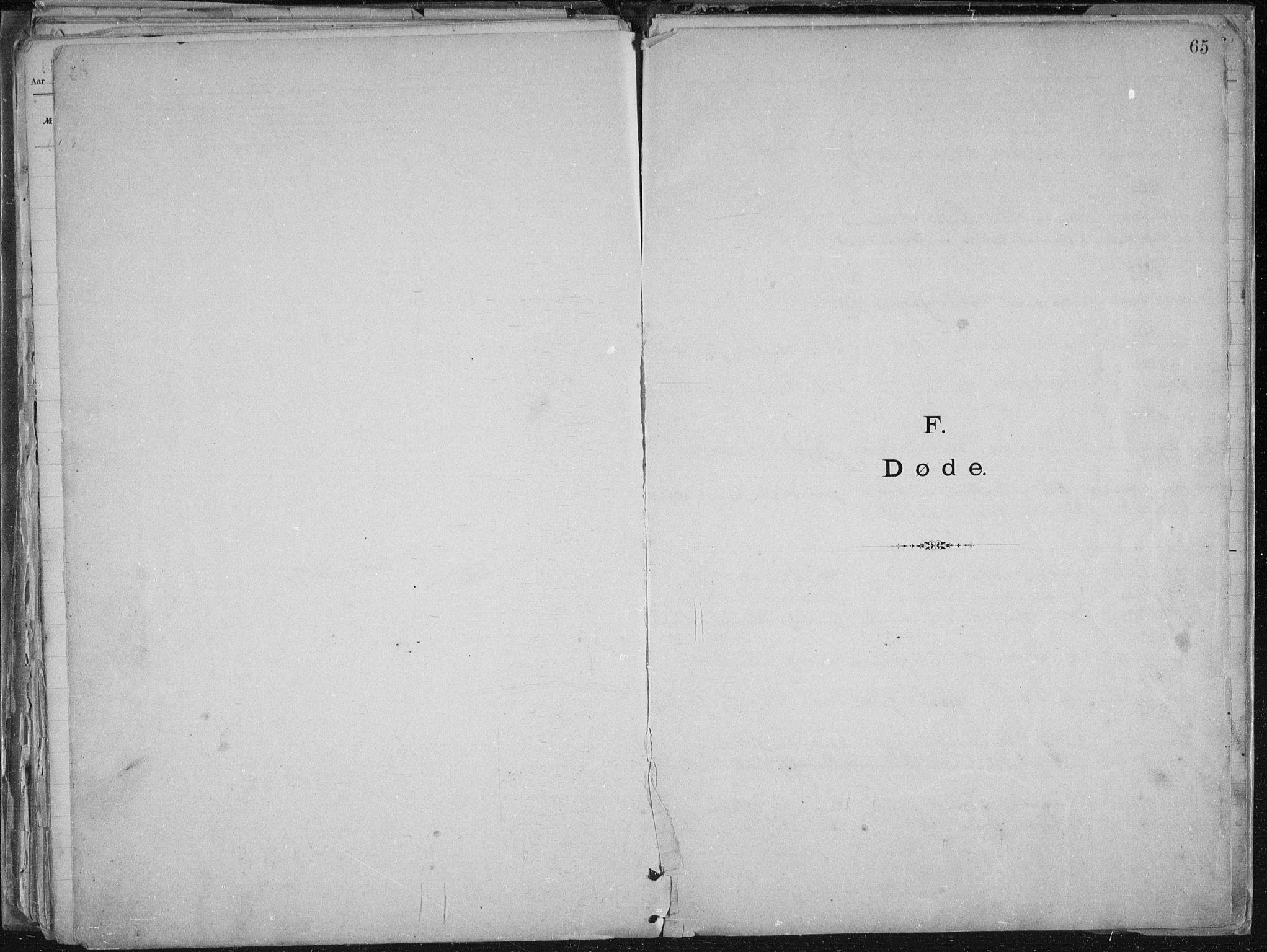 SATØ, Aune baptistmenighet, F/L0006DP: Dissenterprotokoll nr. 6, 1887-1939, s. 65
