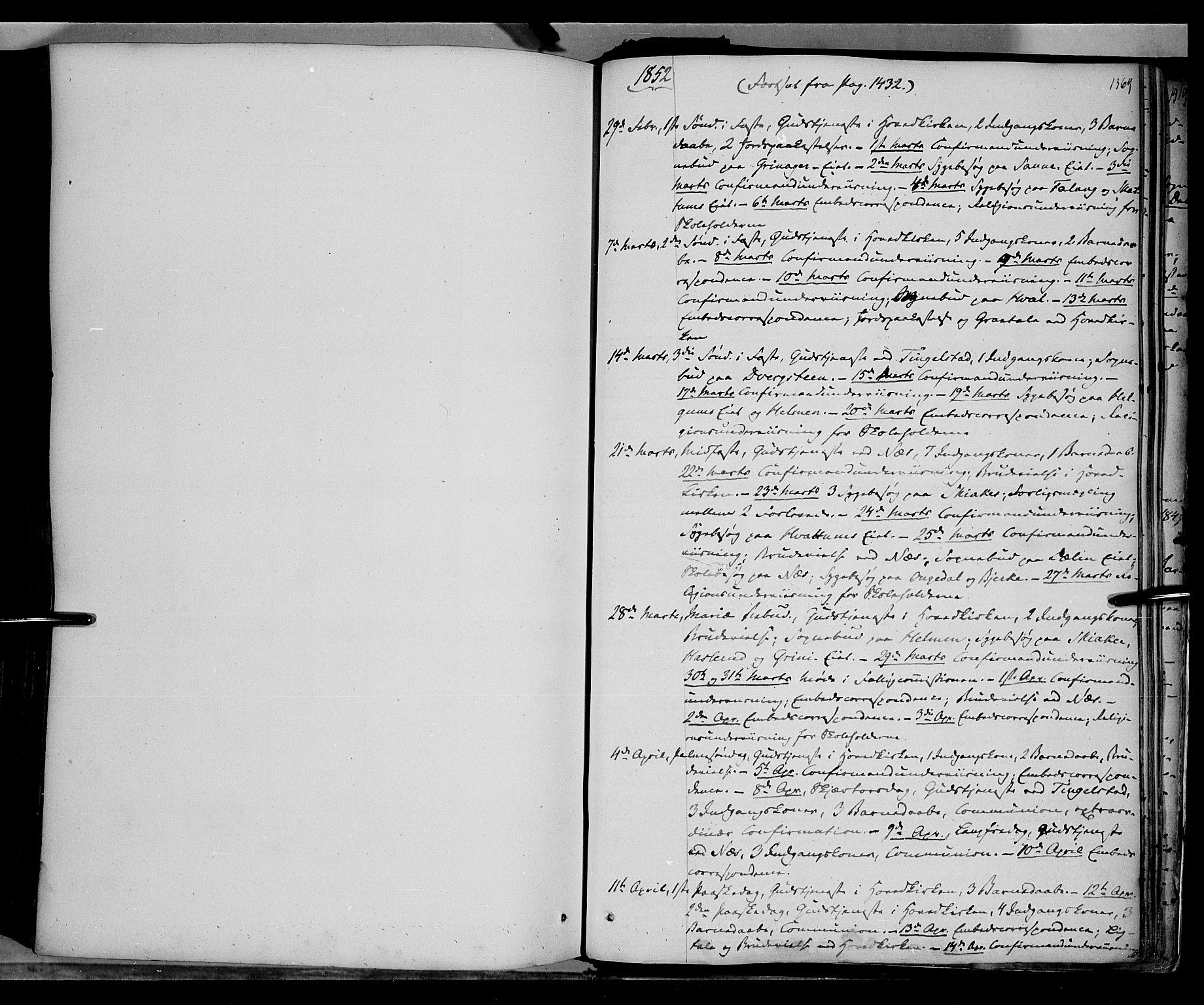 SAH, Gran prestekontor, Ministerialbok nr. 11, 1842-1856, s. 1368-1369