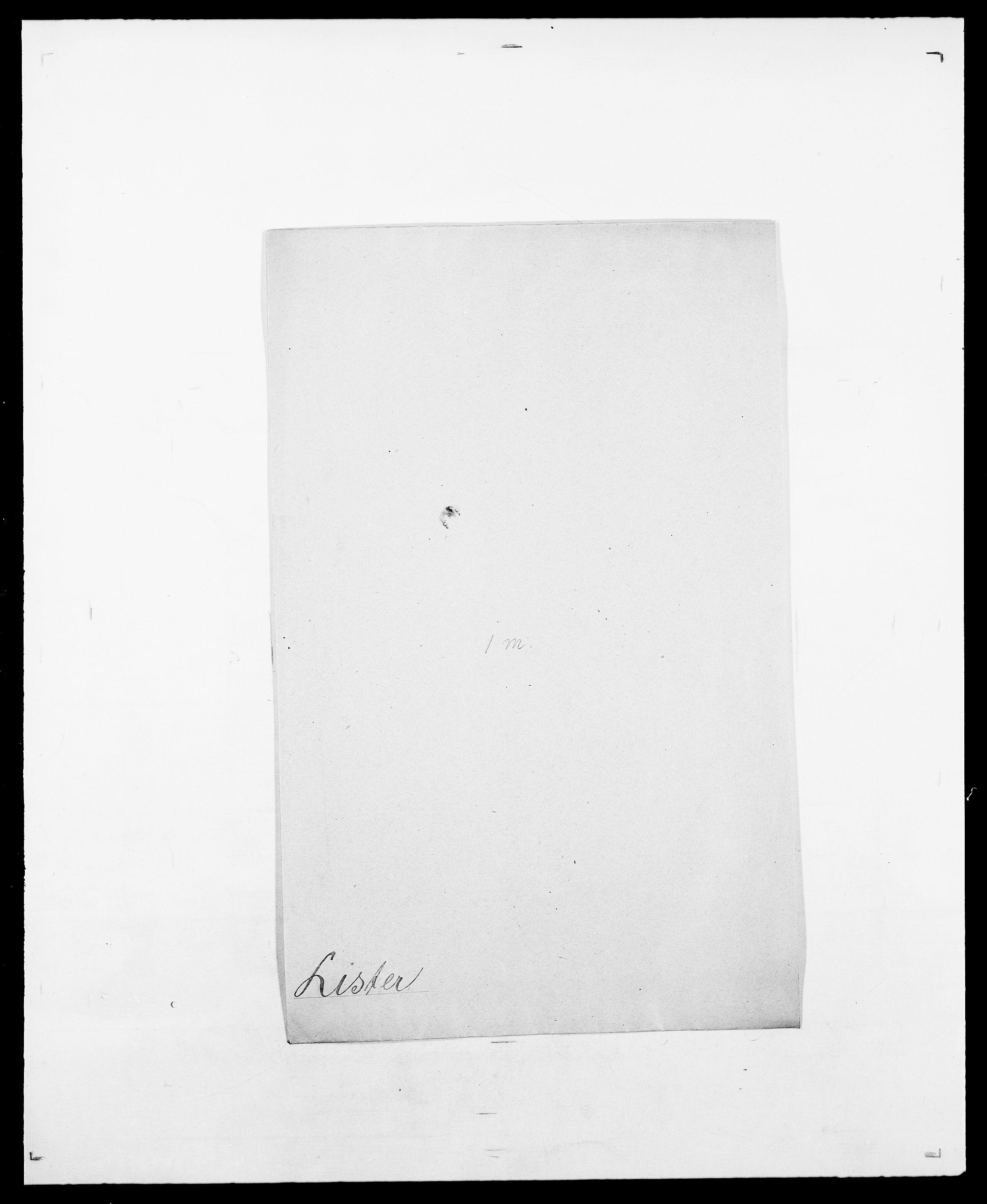 SAO, Delgobe, Charles Antoine - samling, D/Da/L0023: Lau - Lirvyn, s. 699