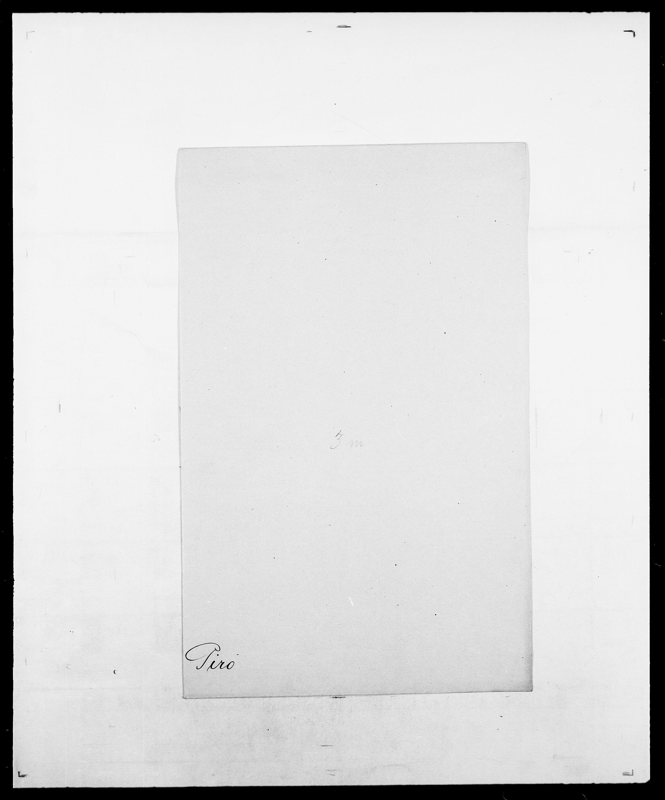 SAO, Delgobe, Charles Antoine - samling, D/Da/L0030: Paars - Pittelkov, s. 566