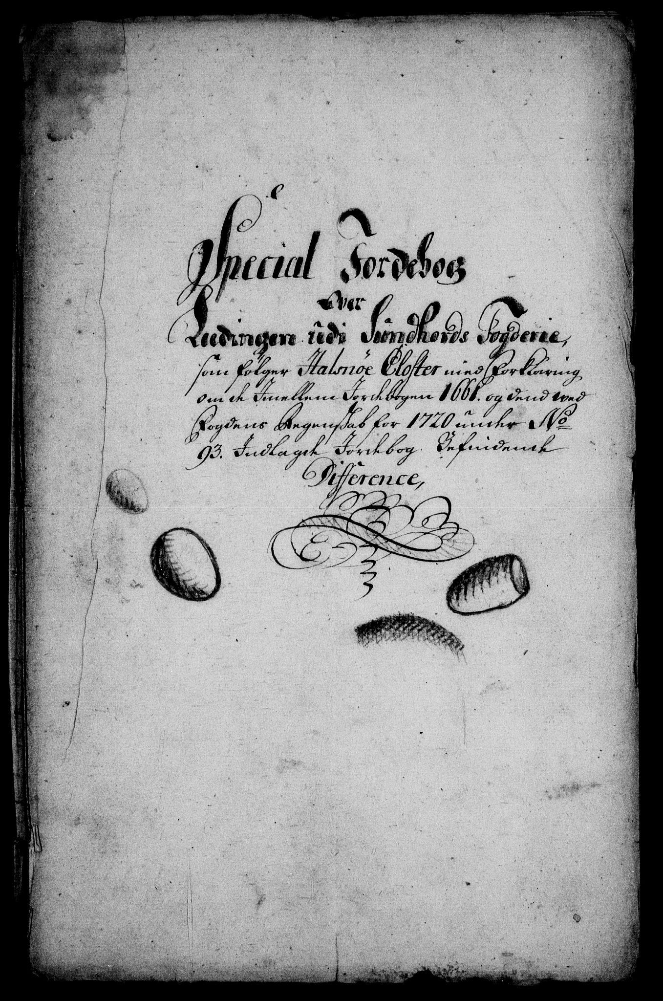 RA, Rentekammeret inntil 1814, Realistisk ordnet avdeling, On/L0005: [Jj 6]: Forskjellige dokumenter om Halsnøy klosters gods, 1697-1770, s. 299