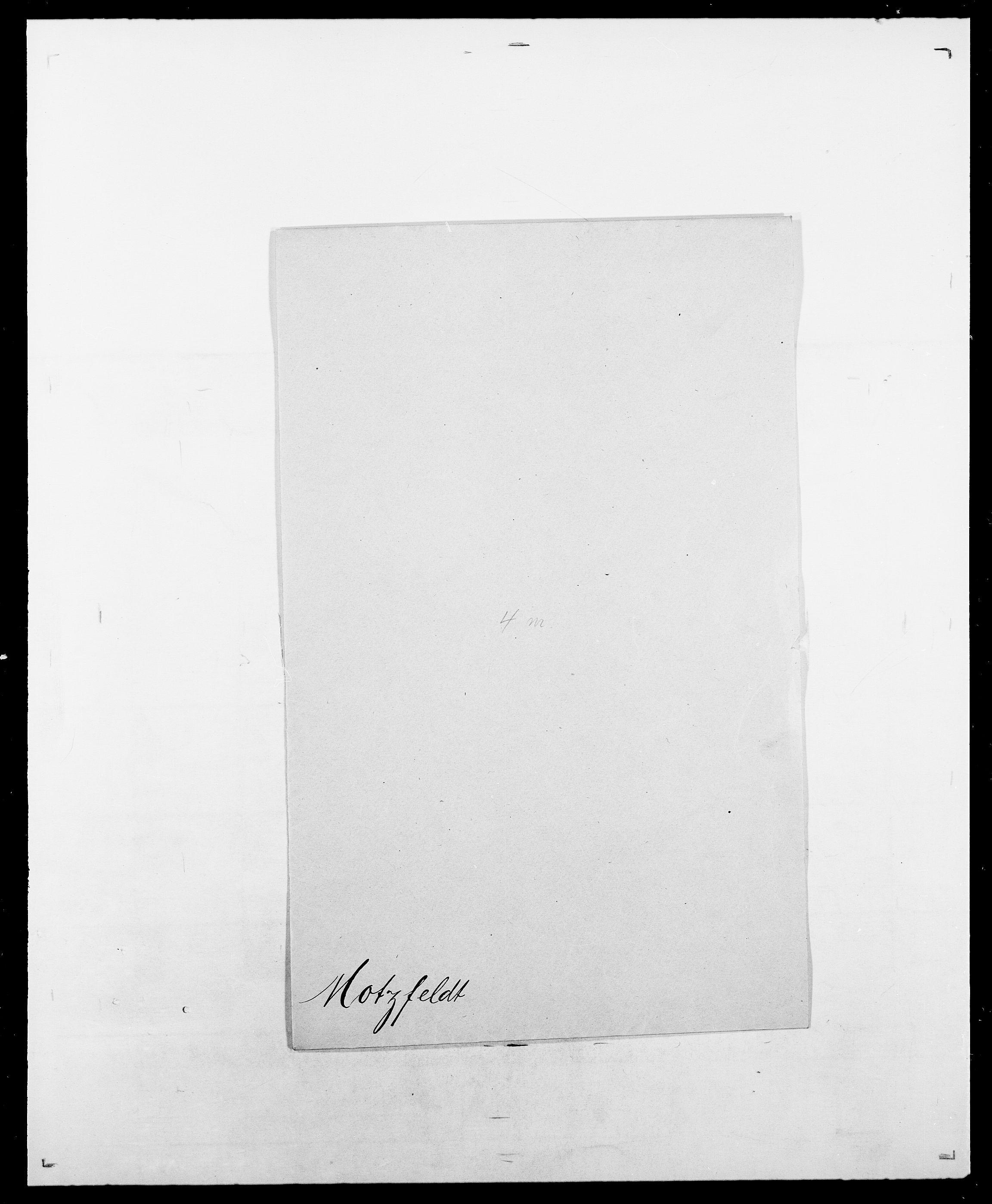 SAO, Delgobe, Charles Antoine - samling, D/Da/L0027: Morath - v. Møsting, s. 79