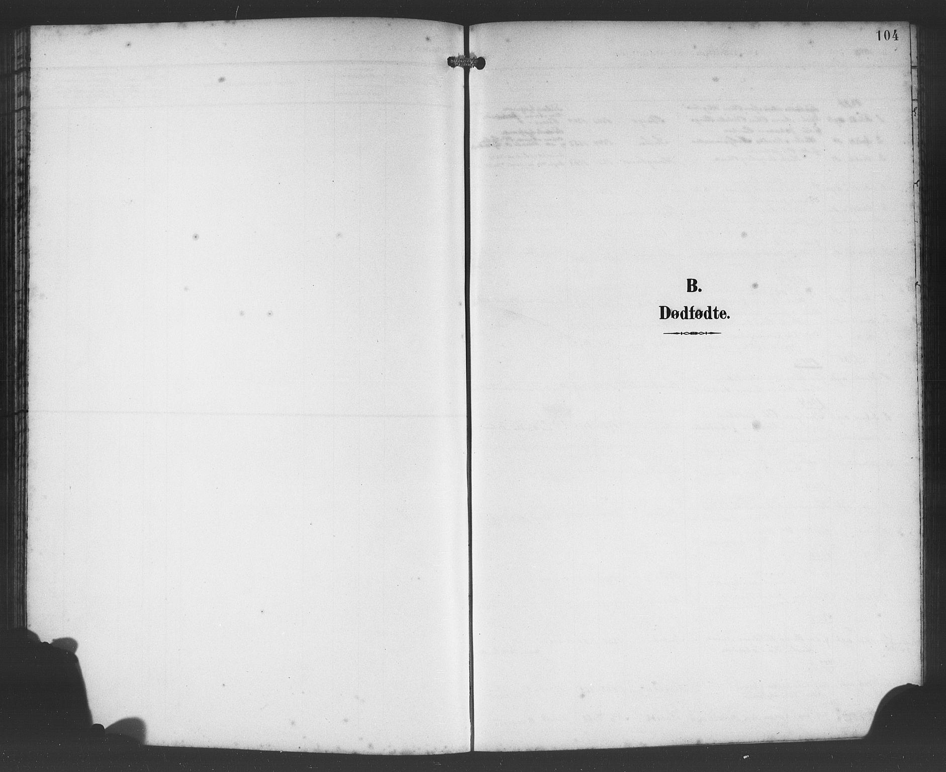 SAB, Os sokneprestembete*, Klokkerbok nr. A 3, 1897-1913, s. 104