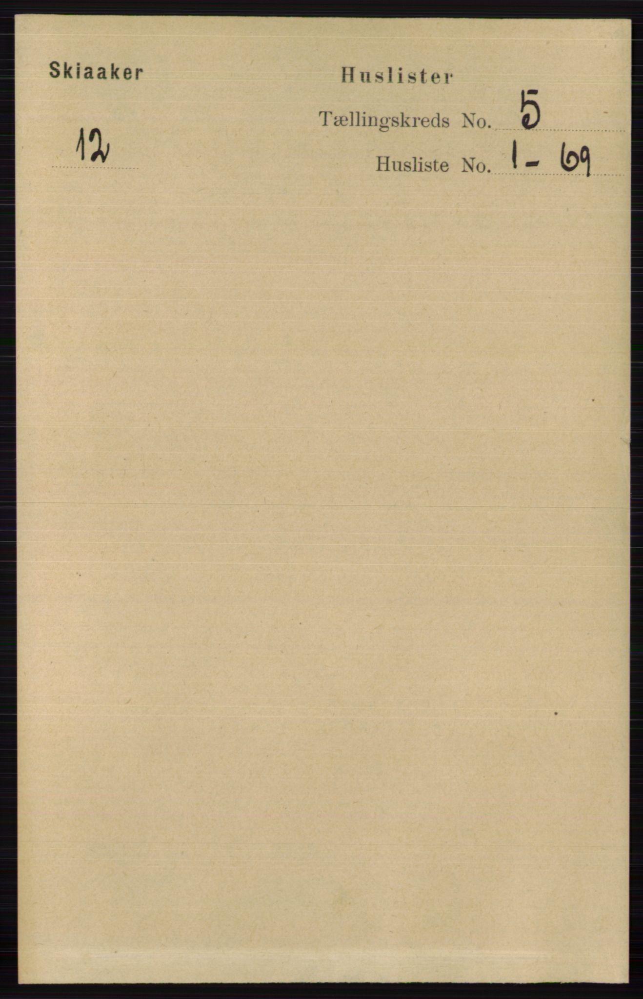 RA, Folketelling 1891 for 0513 Skjåk herred, 1891, s. 1544