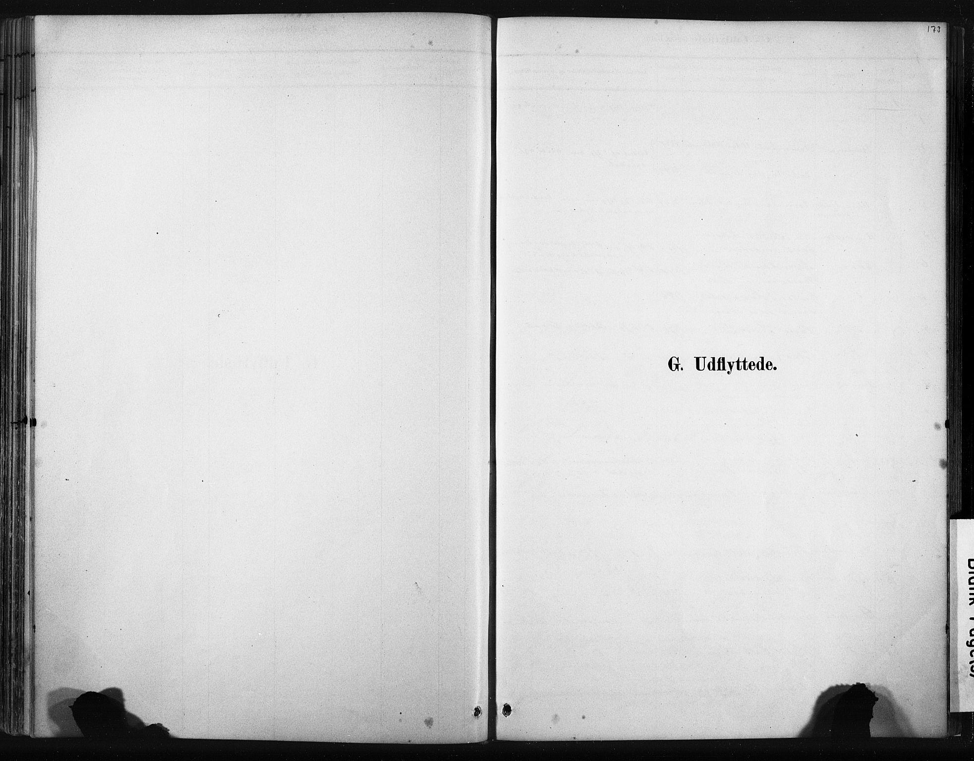 SAST, Vikedal sokneprestkontor, IV: Ministerialbok nr. A 10, 1884-1907