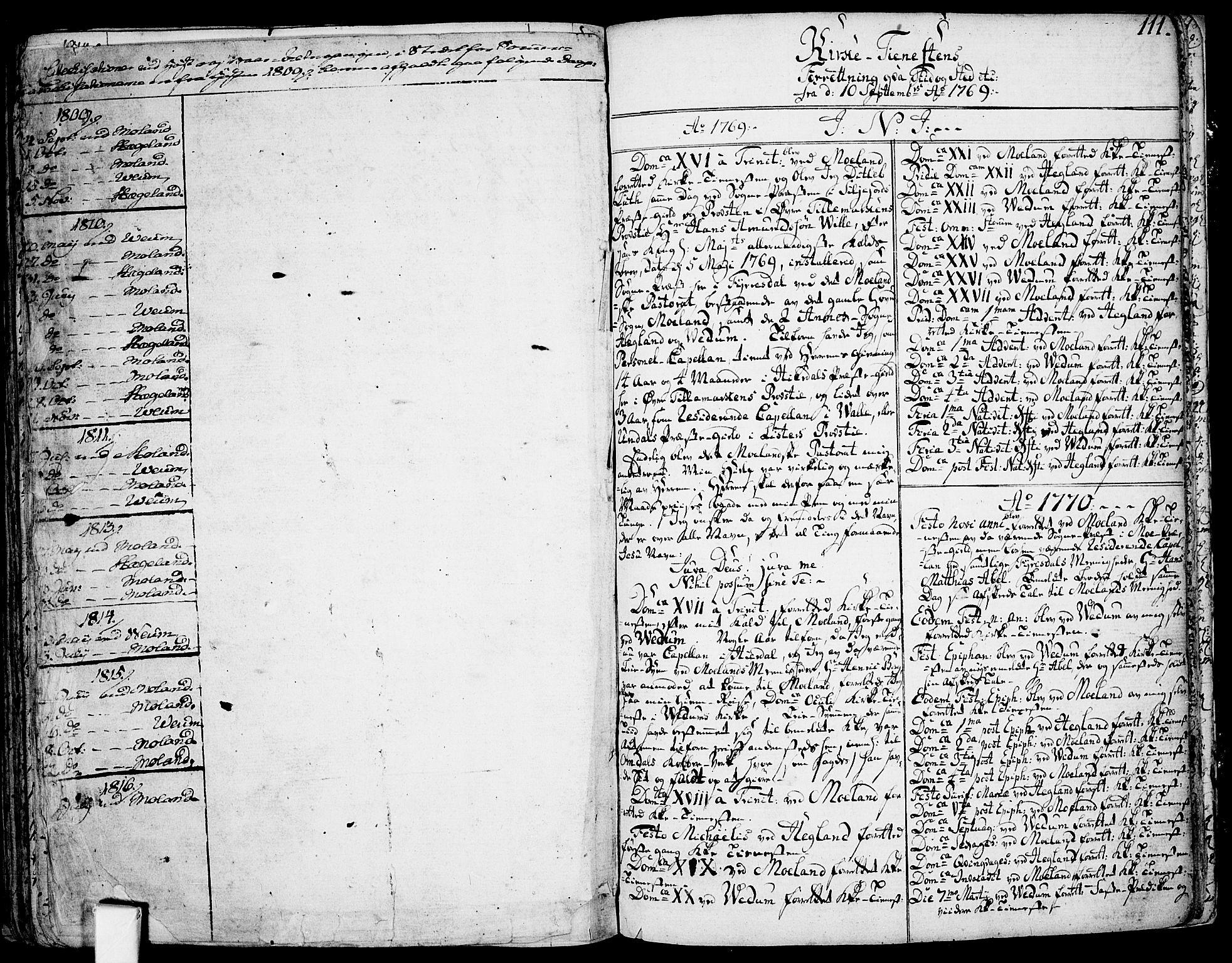 SAKO, Fyresdal kirkebøker, F/Fa/L0002: Ministerialbok nr. I 2, 1769-1814, s. 111