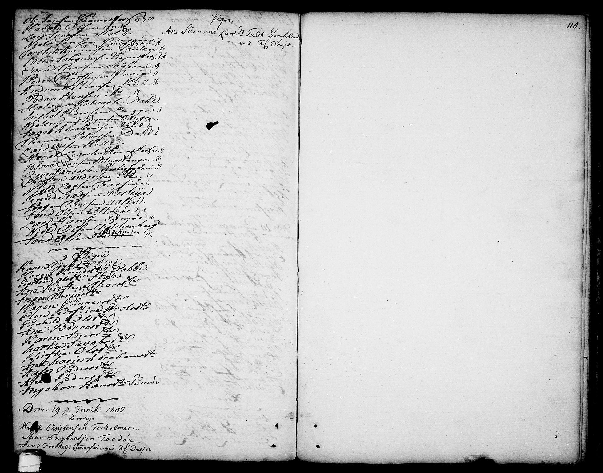SAKO, Sannidal kirkebøker, F/Fa/L0002: Ministerialbok nr. 2, 1767-1802, s. 118