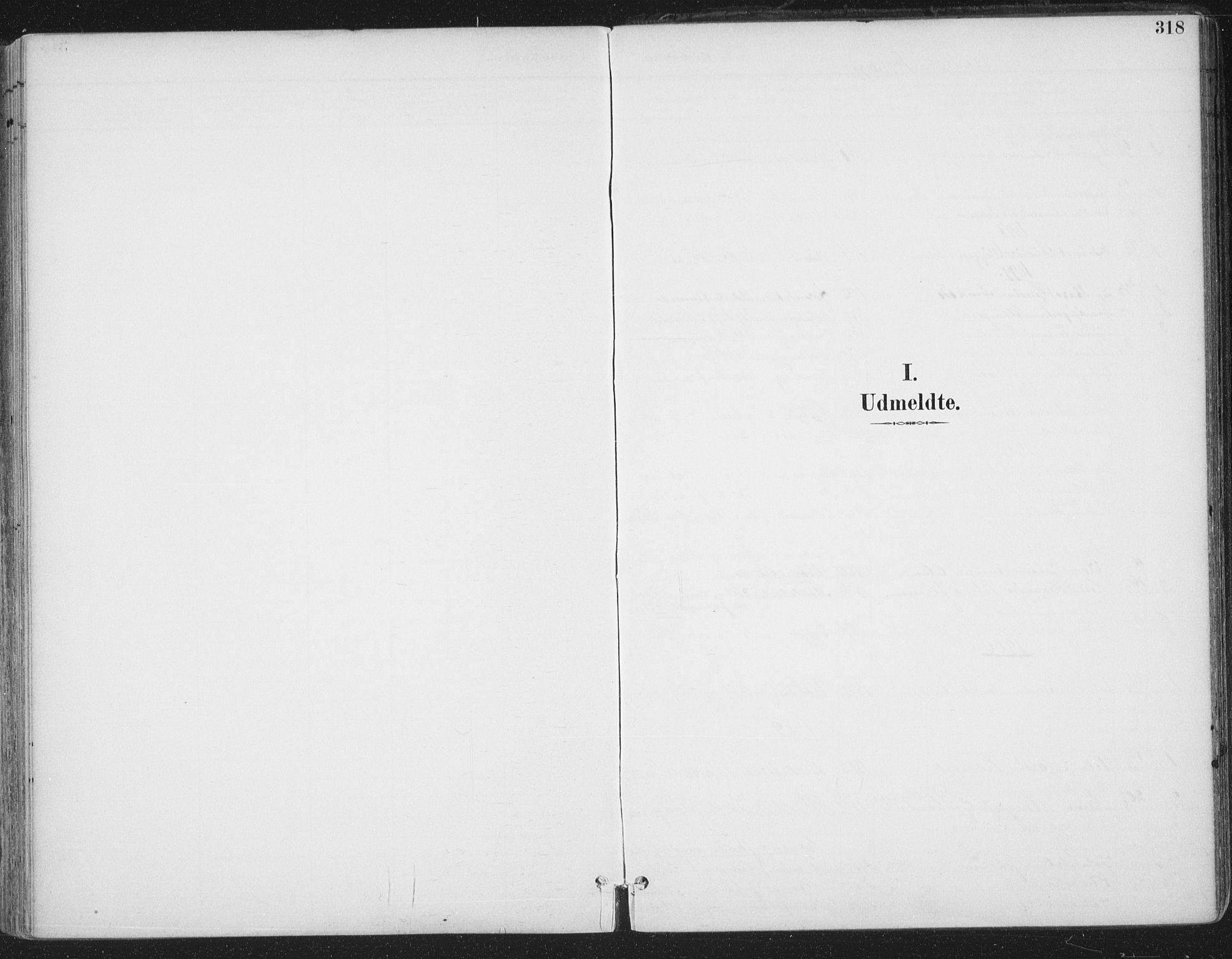 SAT, Ministerialprotokoller, klokkerbøker og fødselsregistre - Sør-Trøndelag, 659/L0743: Ministerialbok nr. 659A13, 1893-1910, s. 318