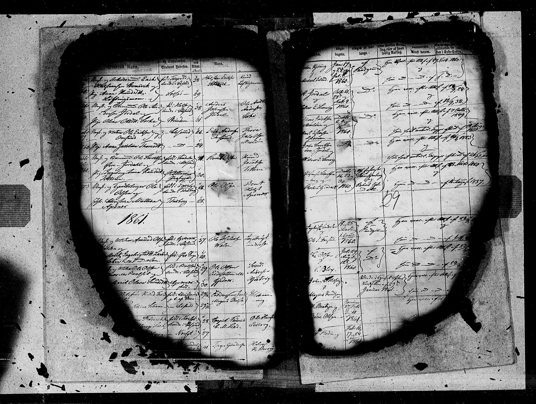 SAT, Ministerialprotokoller, klokkerbøker og fødselsregistre - Møre og Romsdal, 572/L0846: Ministerialbok nr. 572A09, 1855-1865, s. 29