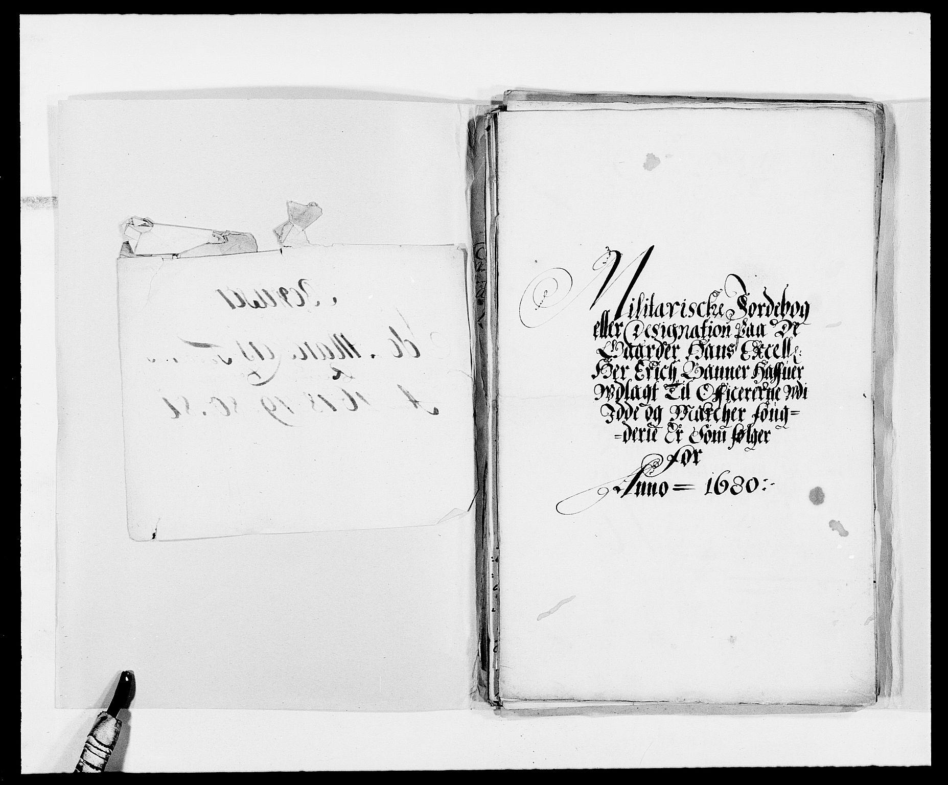 RA, Rentekammeret inntil 1814, Reviderte regnskaper, Fogderegnskap, R01/L0003: Fogderegnskap Idd og Marker, 1678-1681, s. 245