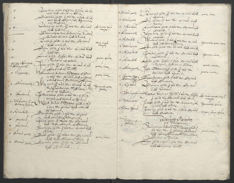 RA, Stattholderembetet 1572-1771, Ek/L0005: Jordebøker til utlikning av garnisonsskatt 1624-1626:, 1626, s. 24