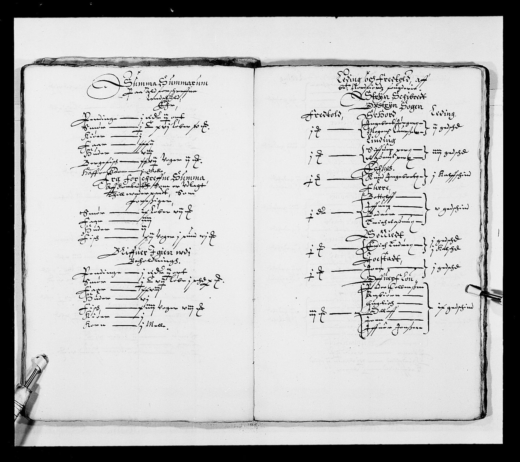 RA, Stattholderembetet 1572-1771, Ek/L0025: Jordebøker 1633-1658:, 1645-1646, s. 190