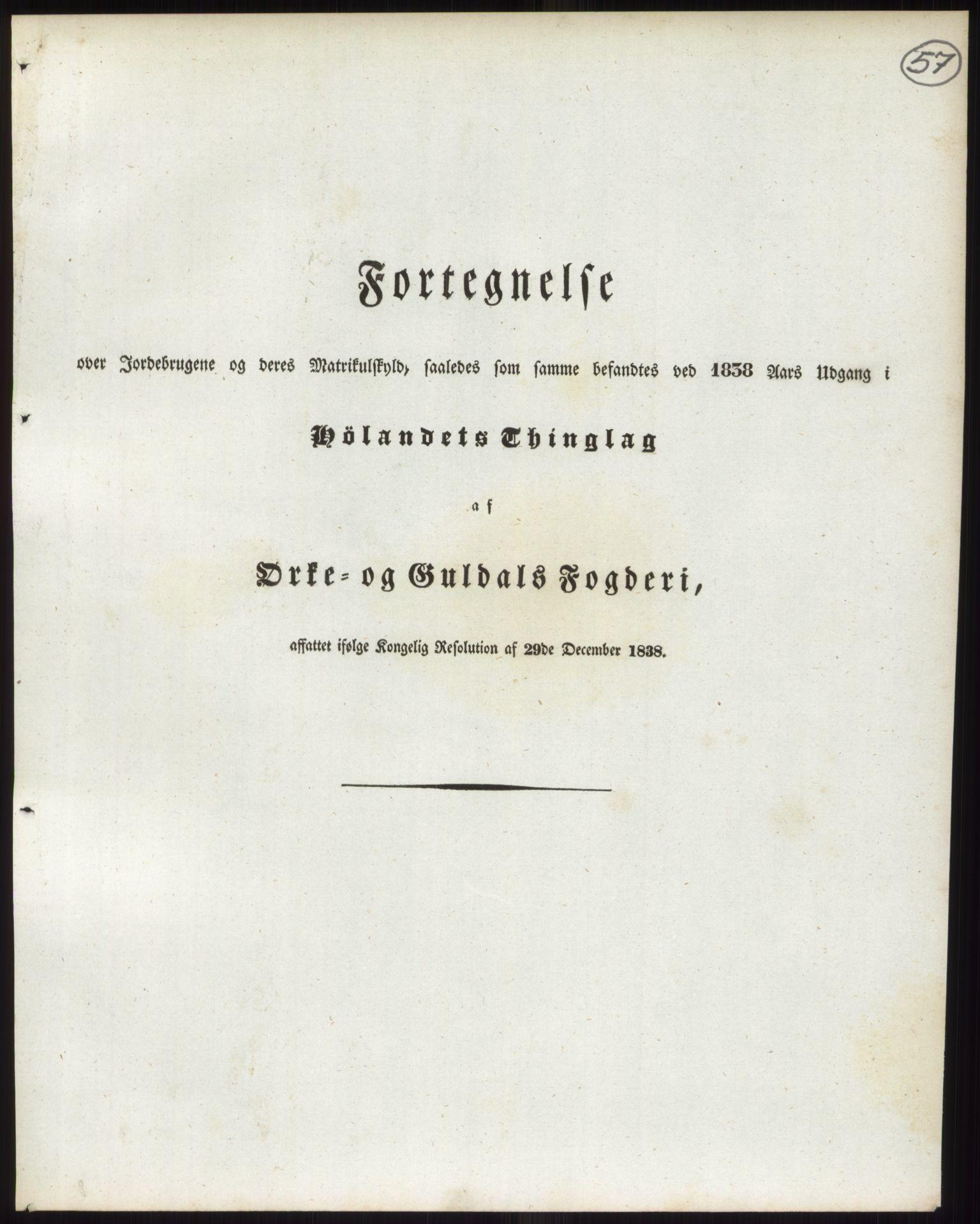 PUBL, Andre publikasjoner, -/Bind 15: Søndre Trondhjems amt, 1838, s. 93