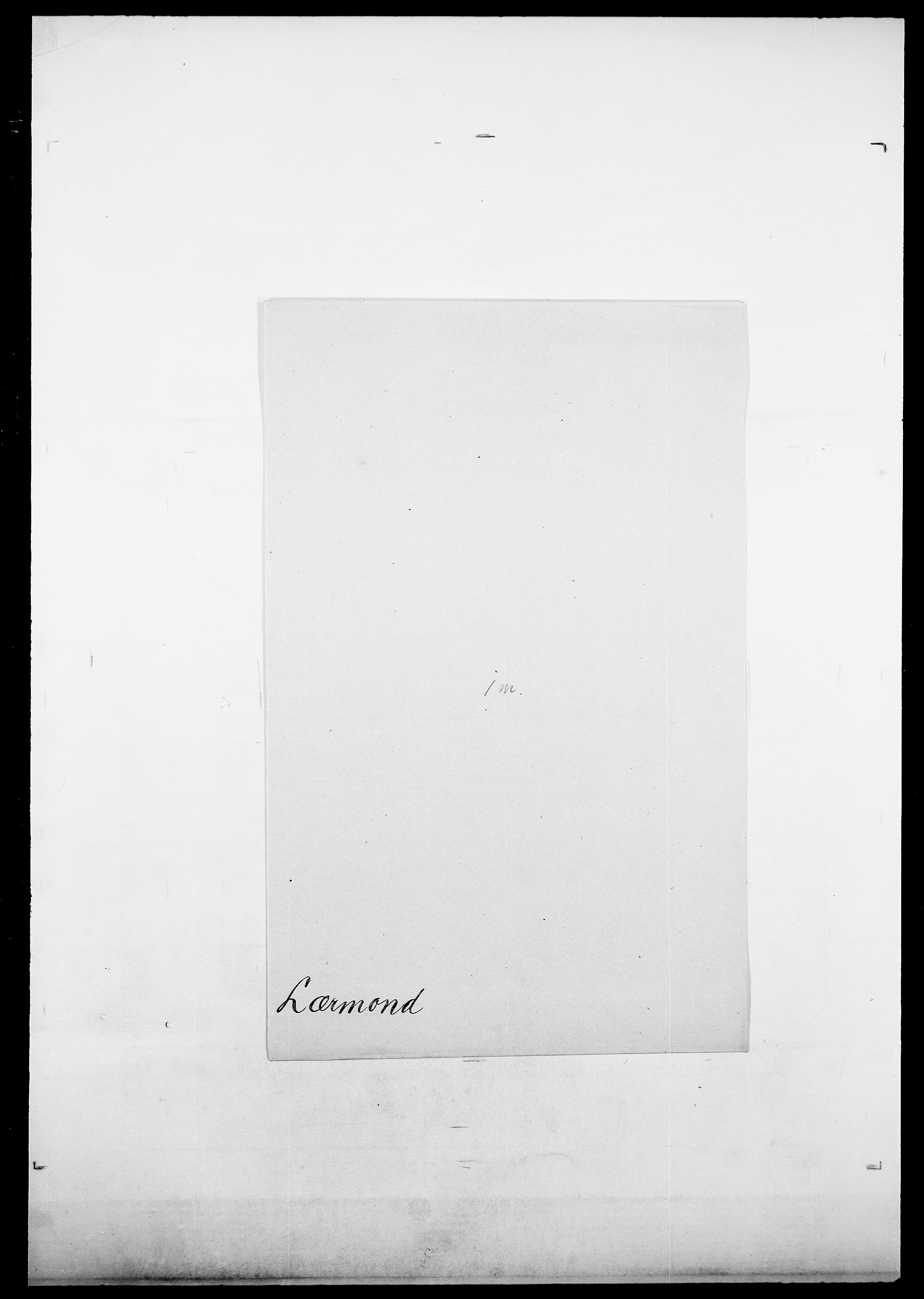 SAO, Delgobe, Charles Antoine - samling, D/Da/L0024: Lobech - Lærum, s. 837