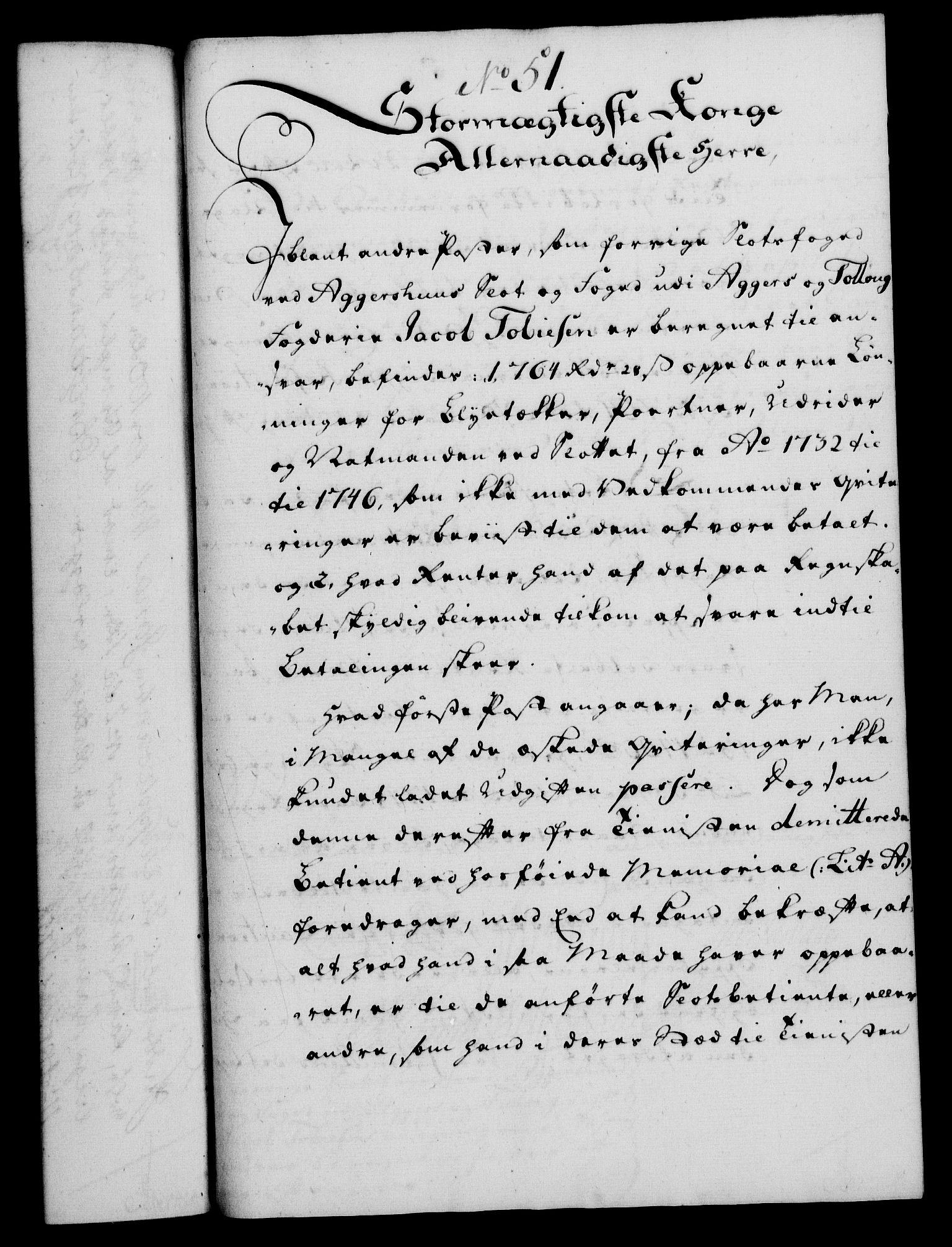 RA, Rentekammeret, Kammerkanselliet, G/Gf/Gfa/L0040: Norsk relasjons- og resolusjonsprotokoll (merket RK 52.40), 1758, s. 243