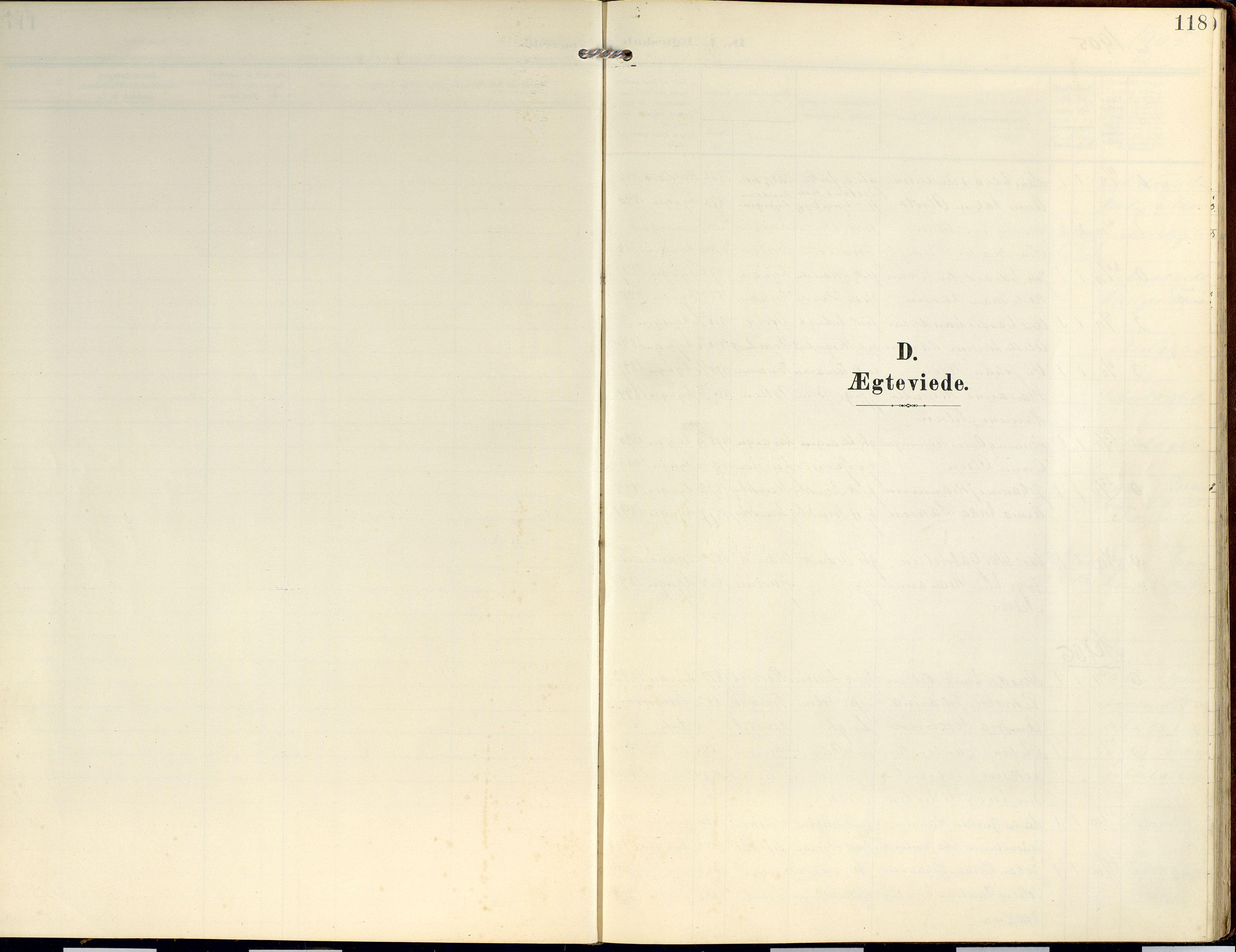 SATØ, Lyngen sokneprestembete, Ministerialbok nr. 14, 1905-1920, s. 118