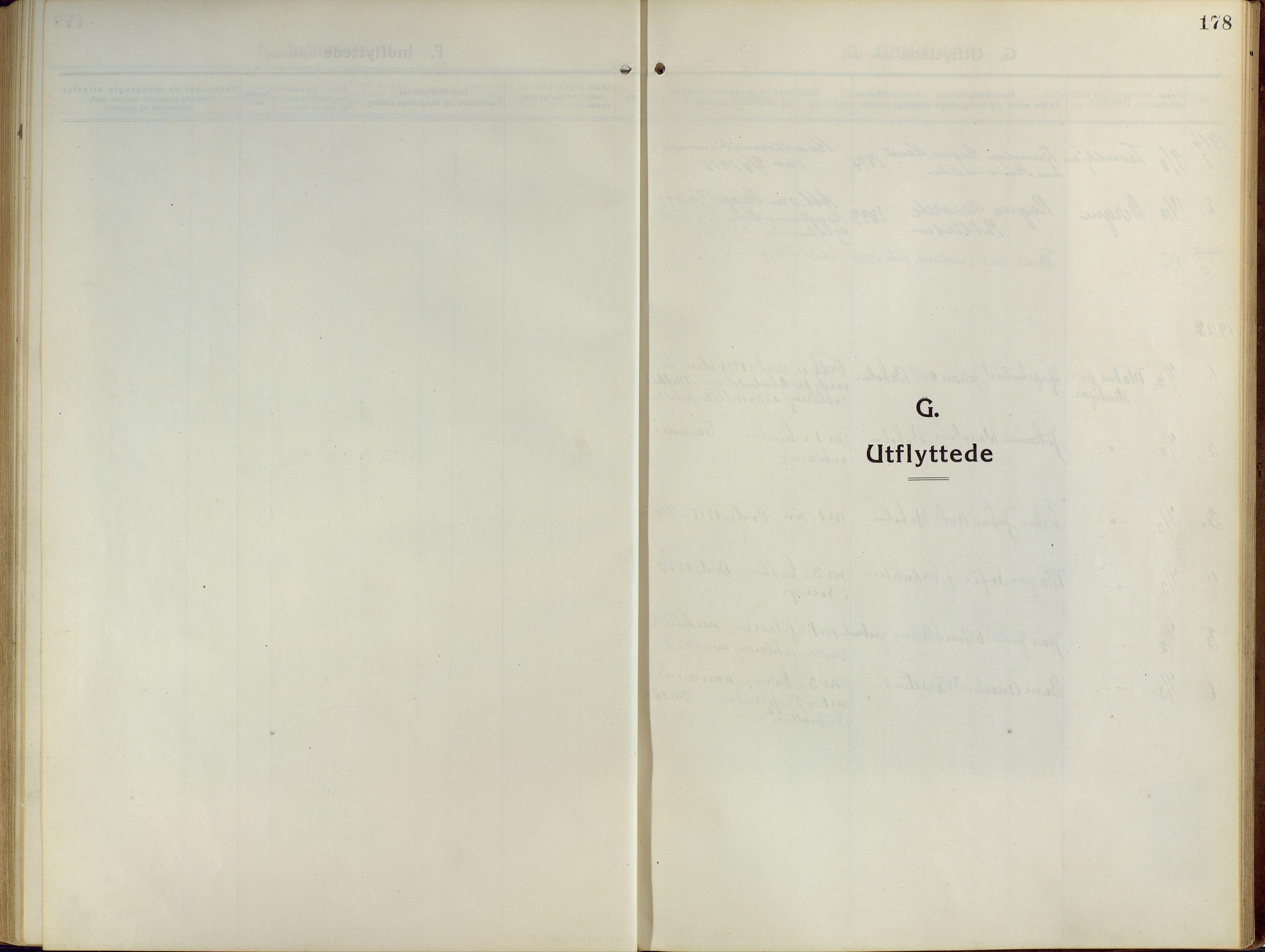 SATØ, Sand/Bjarkøy sokneprestkontor, I/Ia/Iaa/L0006kirke: Ministerialbok nr. 6, 1915-1929, s. 178