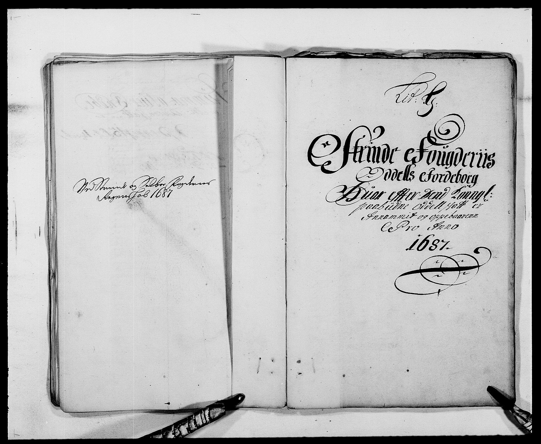 RA, Rentekammeret inntil 1814, Reviderte regnskaper, Fogderegnskap, R61/L4101: Fogderegnskap Strinda og Selbu, 1687-1688, s. 68