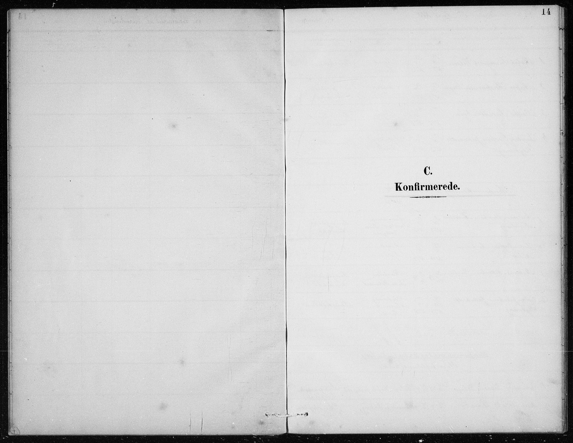 SAB, St. Jørgens hospital og Årstad sokneprestembete, Klokkerbok nr. A 10, 1886-1910, s. 44
