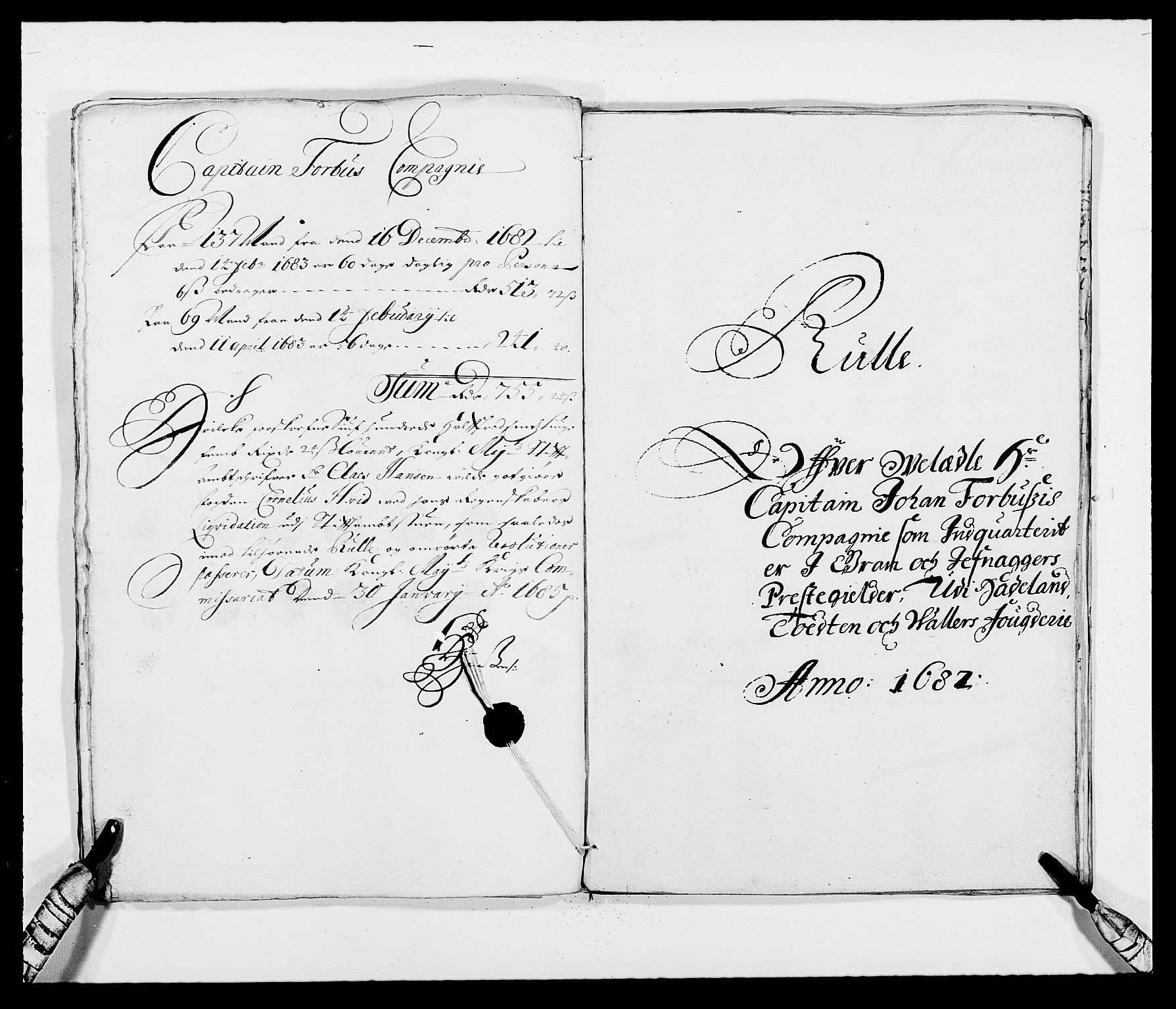 RA, Rentekammeret inntil 1814, Reviderte regnskaper, Fogderegnskap, R18/L1283: Fogderegnskap Hadeland, Toten og Valdres, 1684, s. 362