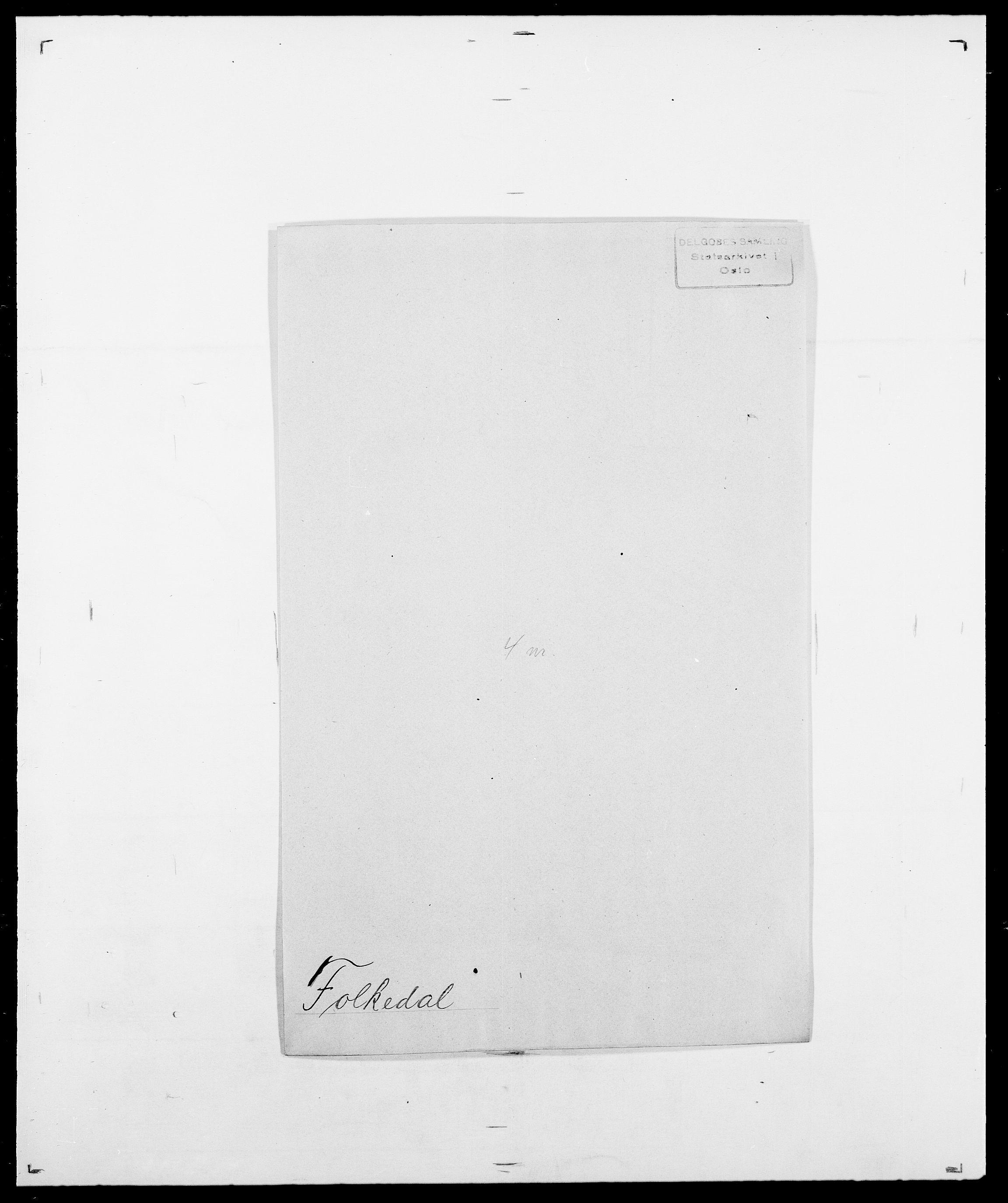 SAO, Delgobe, Charles Antoine - samling, D/Da/L0012: Flor, Floer, Flohr - Fritzner, s. 563