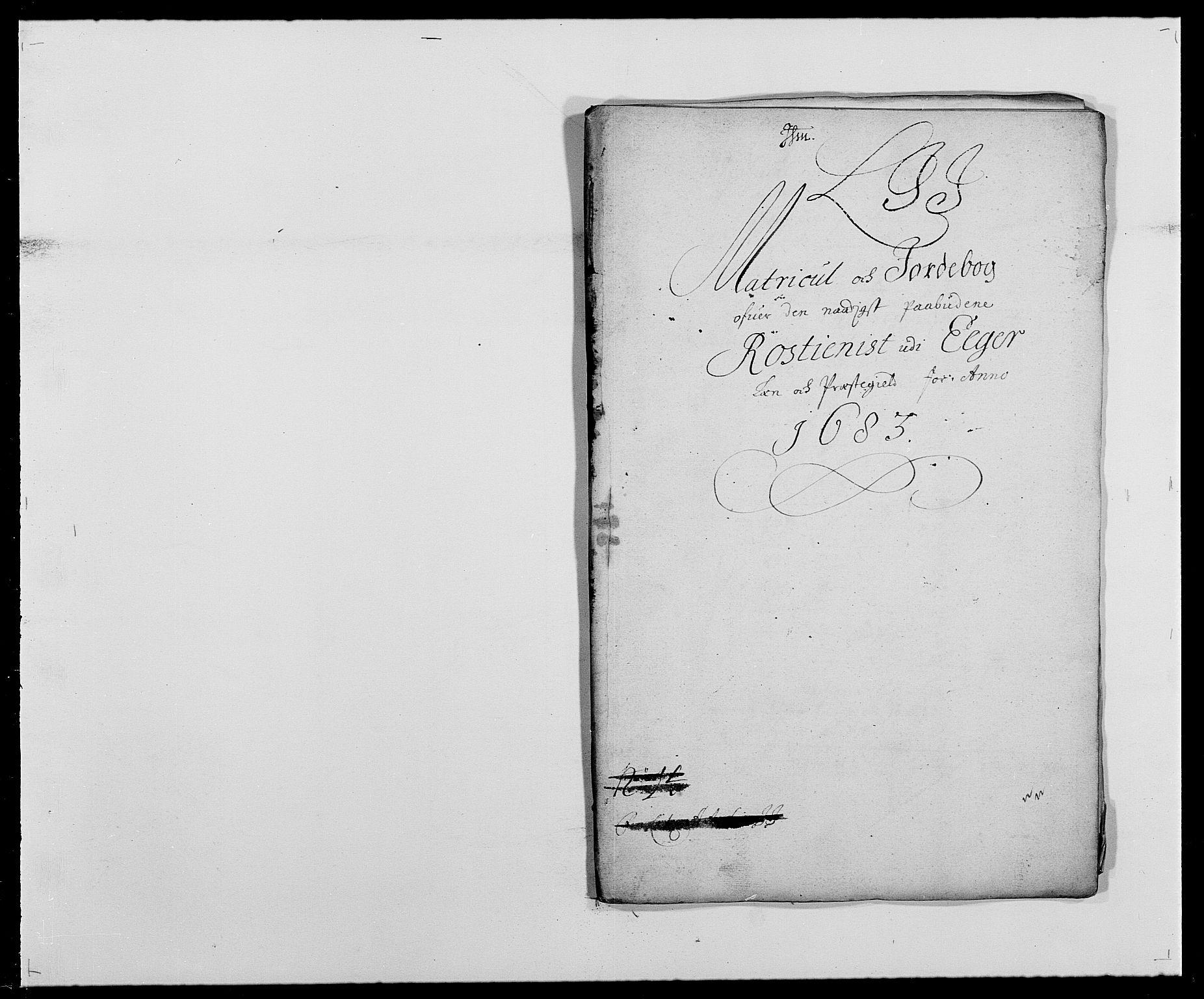 RA, Rentekammeret inntil 1814, Reviderte regnskaper, Fogderegnskap, R26/L1684: Fogderegnskap Eiker, 1679-1686, s. 421