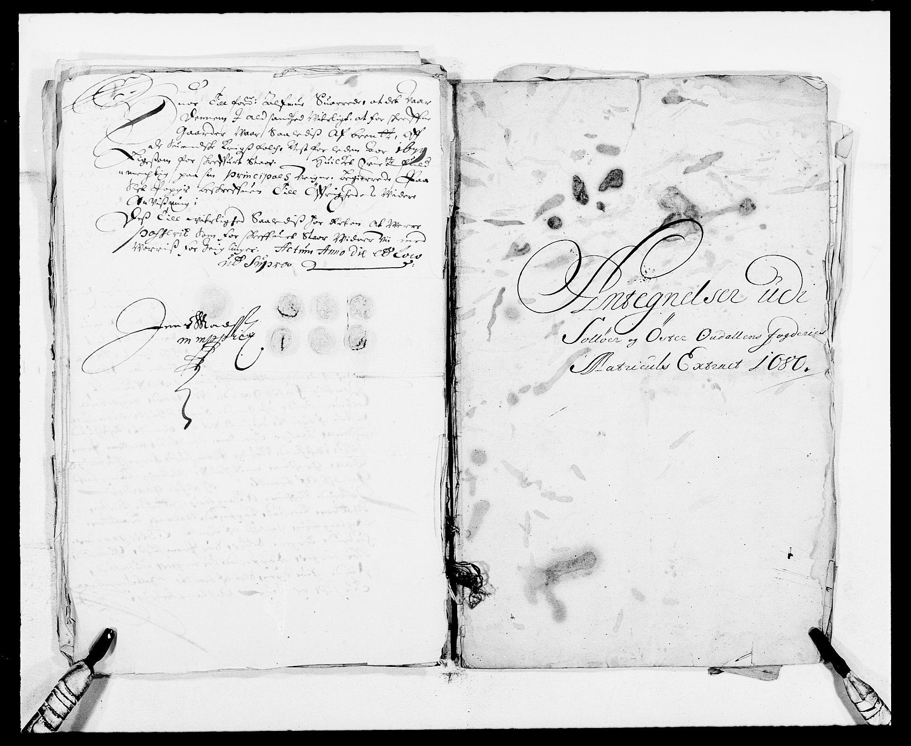 RA, Rentekammeret inntil 1814, Reviderte regnskaper, Fogderegnskap, R13/L0817: Fogderegnskap Solør, Odal og Østerdal, 1680, s. 336